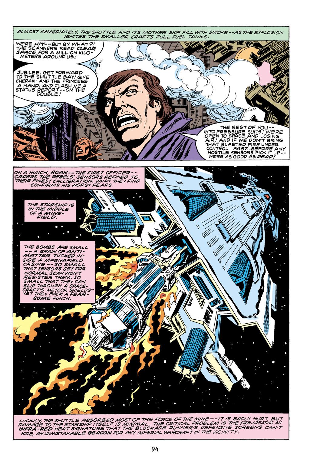 Read online Star Wars Omnibus comic -  Issue # Vol. 16 - 93