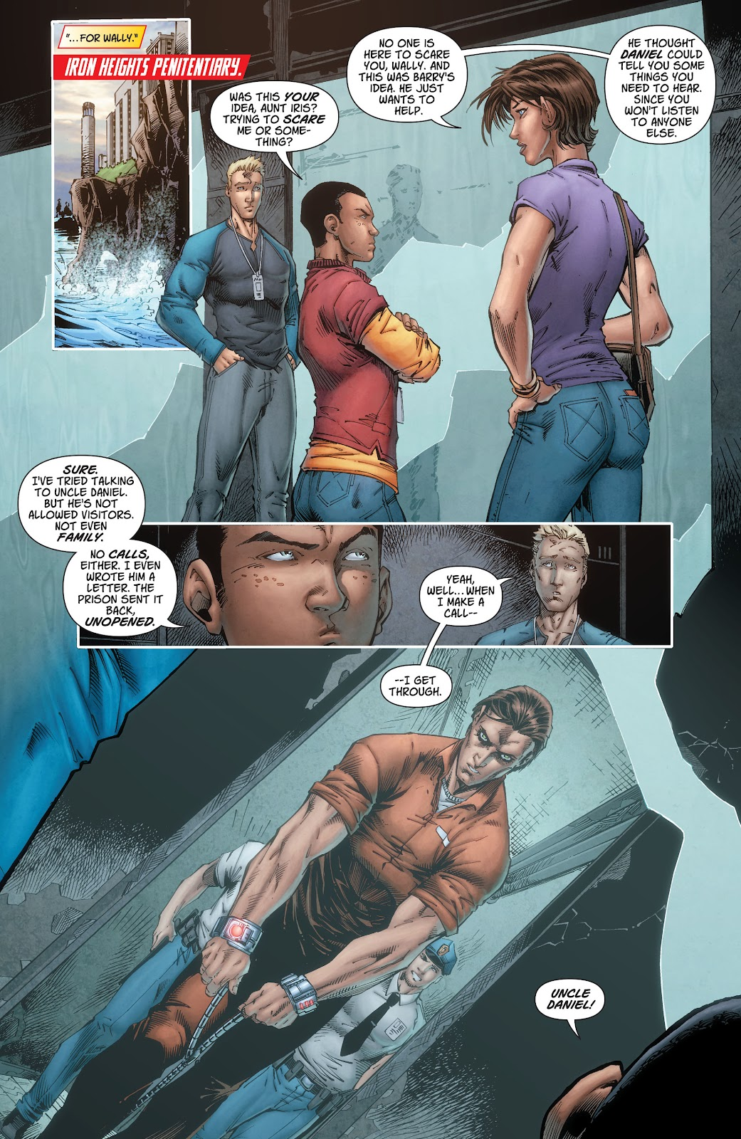 Read online The Flash (2011) comic -  Issue # _TPB 6 (Part 2) - 32