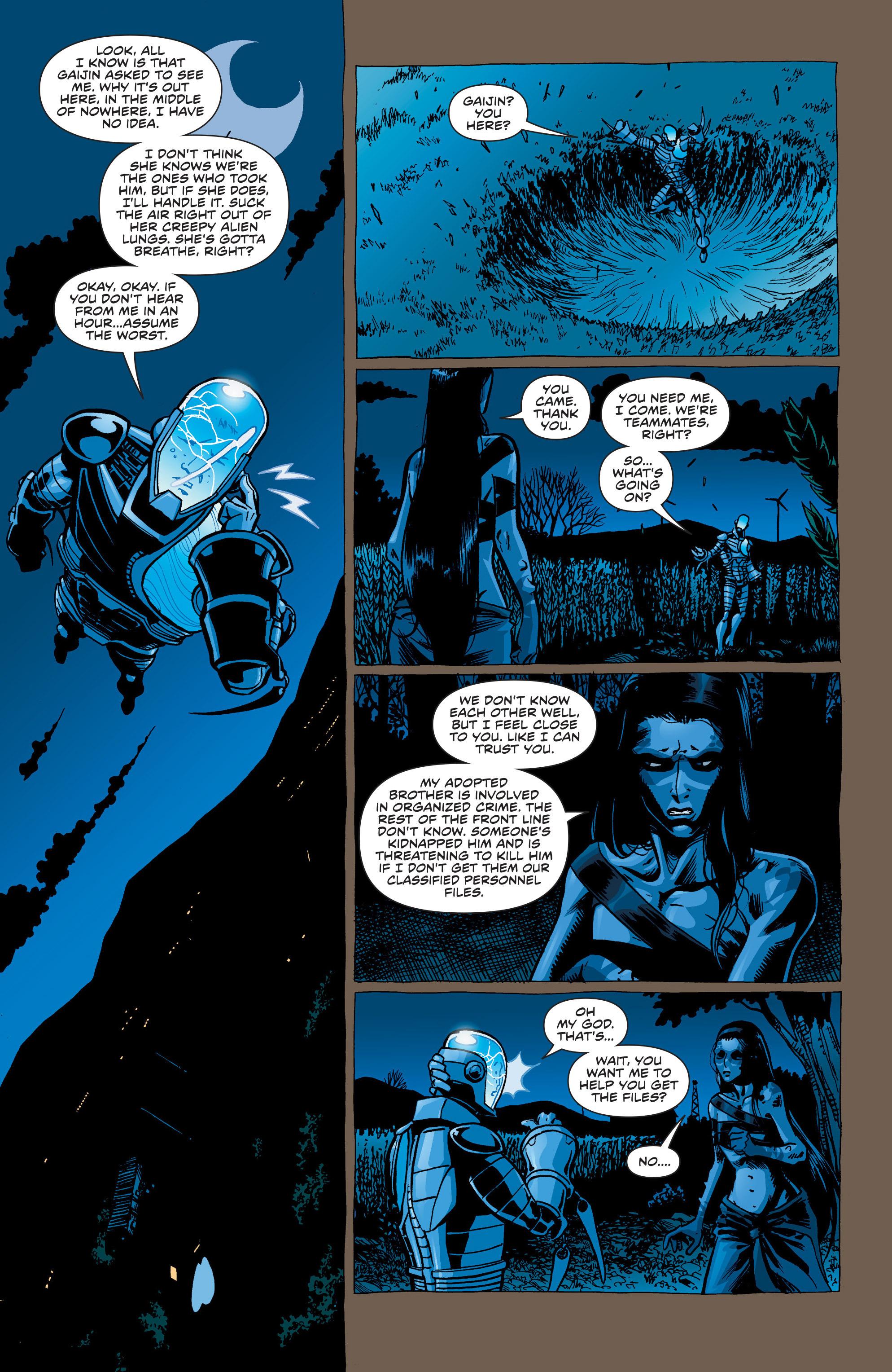 Read online Secret Identities comic -  Issue #4 - 20