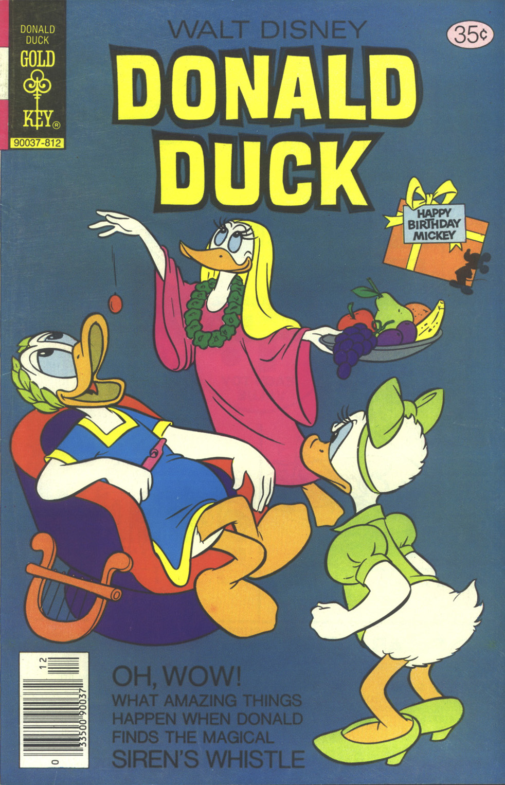 Donald Duck (1962) 202 Page 1