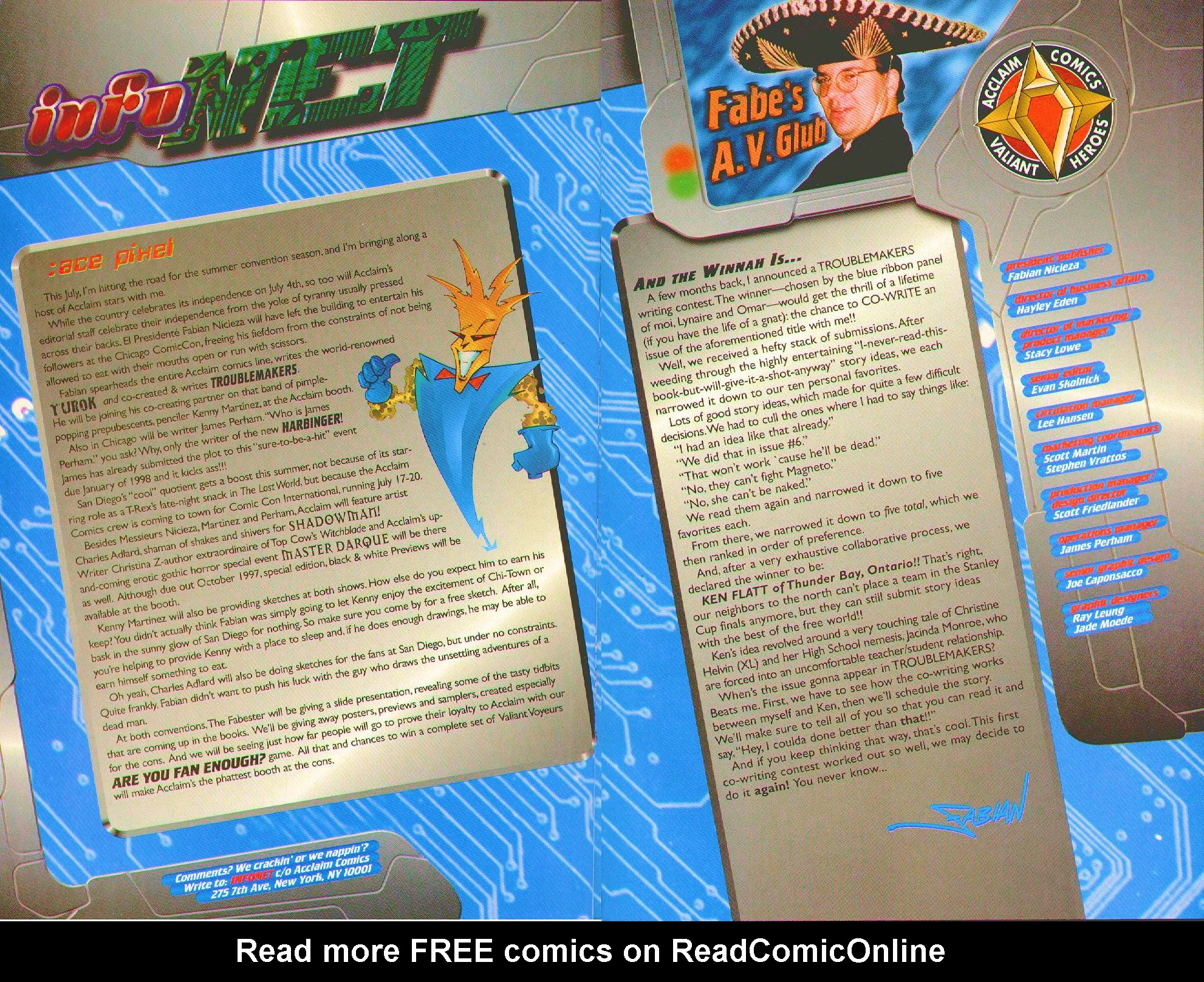 Read online Trinity Angels comic -  Issue #5 - 22