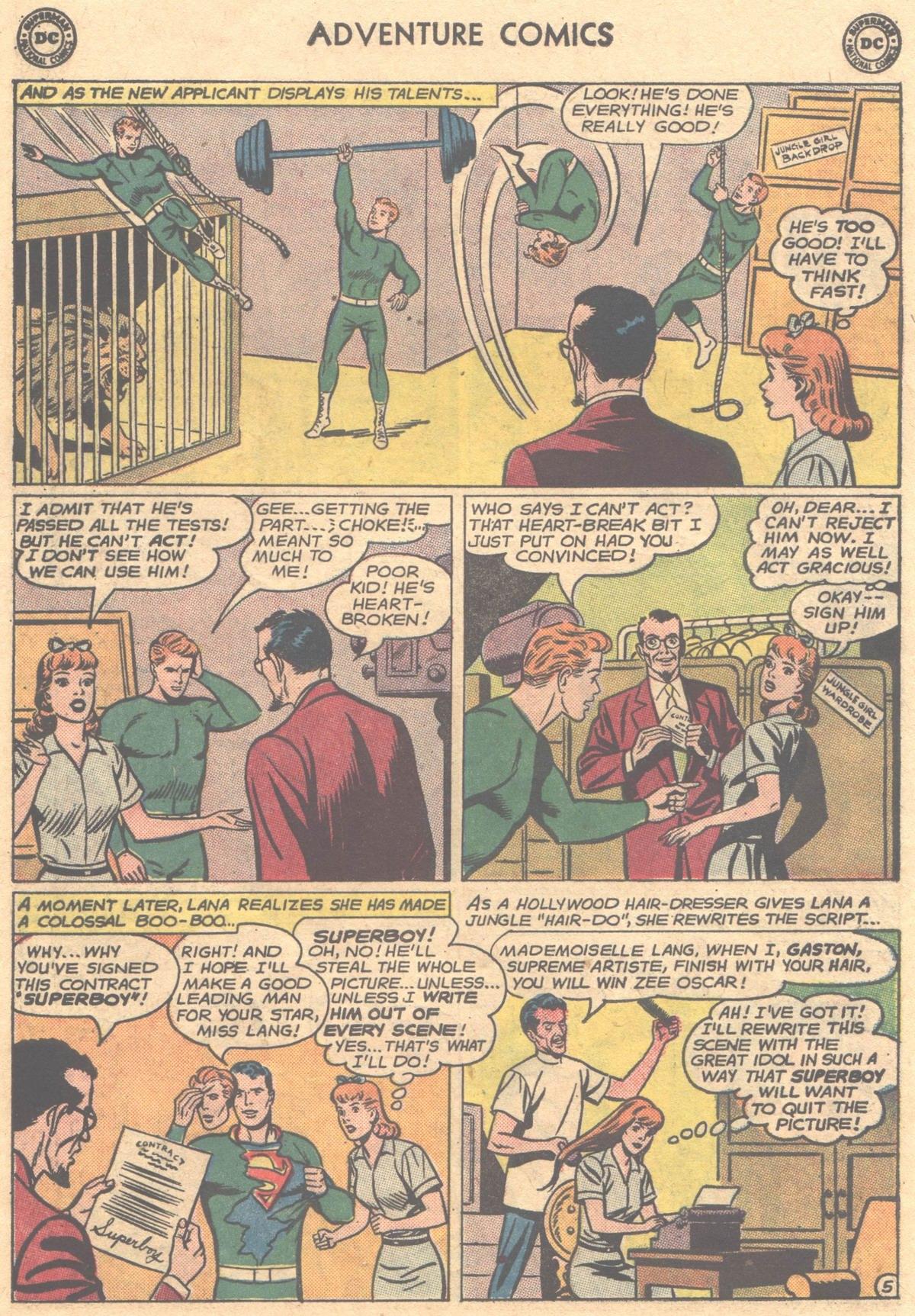 Read online Adventure Comics (1938) comic -  Issue #312 - 26