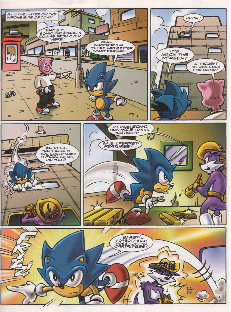 Read online Sonic the Comic comic -  Issue #142 - 5