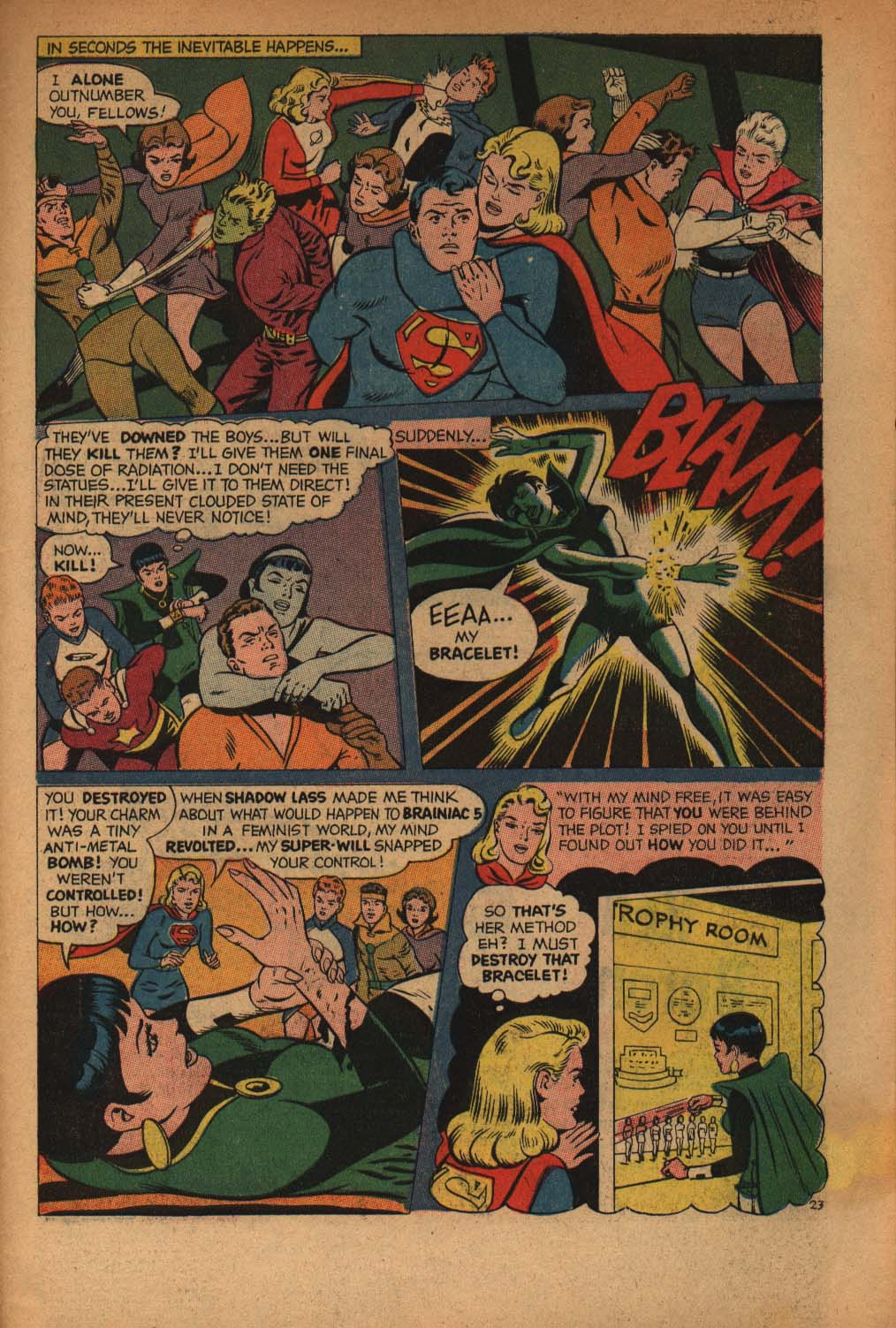 Read online Adventure Comics (1938) comic -  Issue #368 - 31