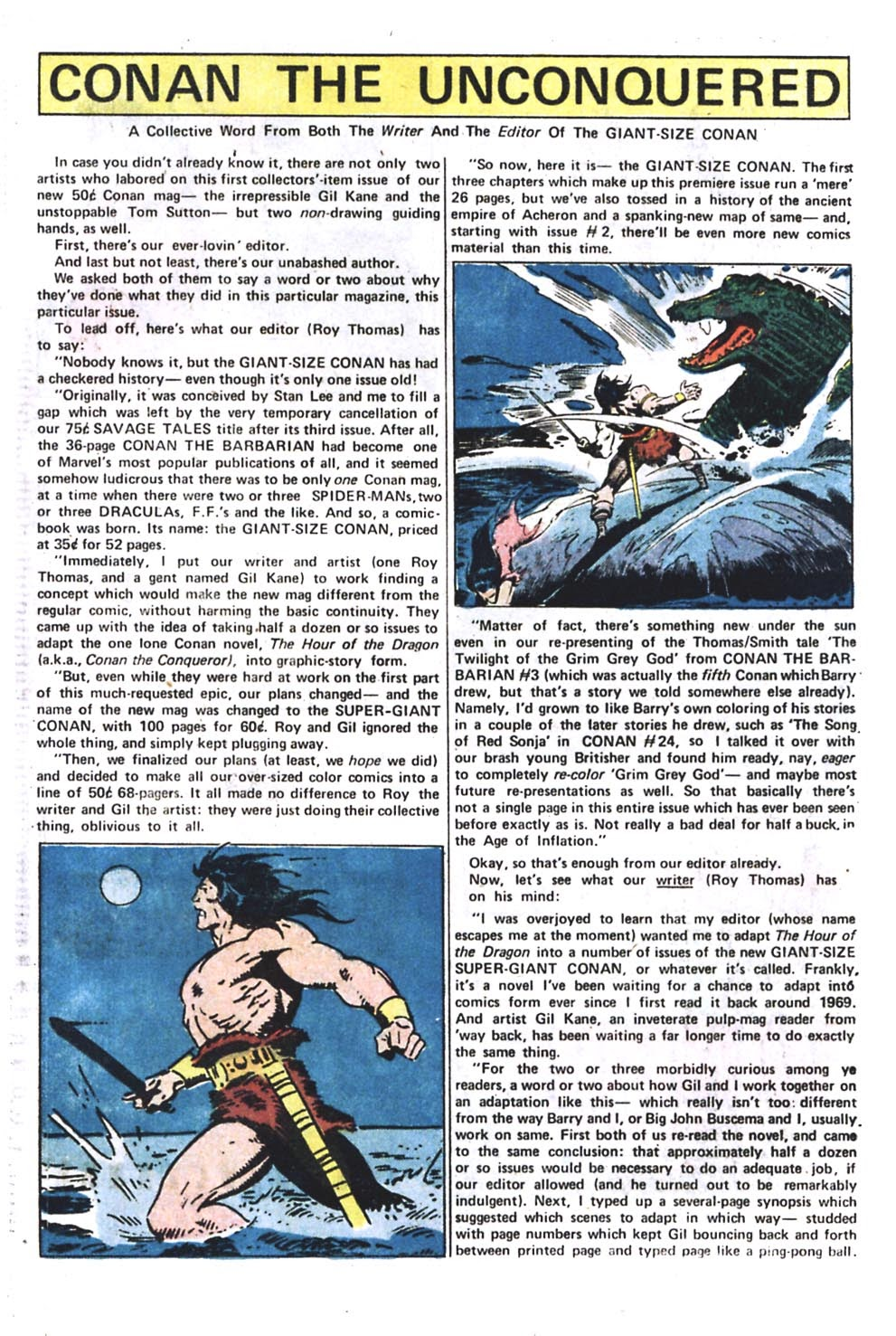 Giant-Size Conan issue 1 - Page 32