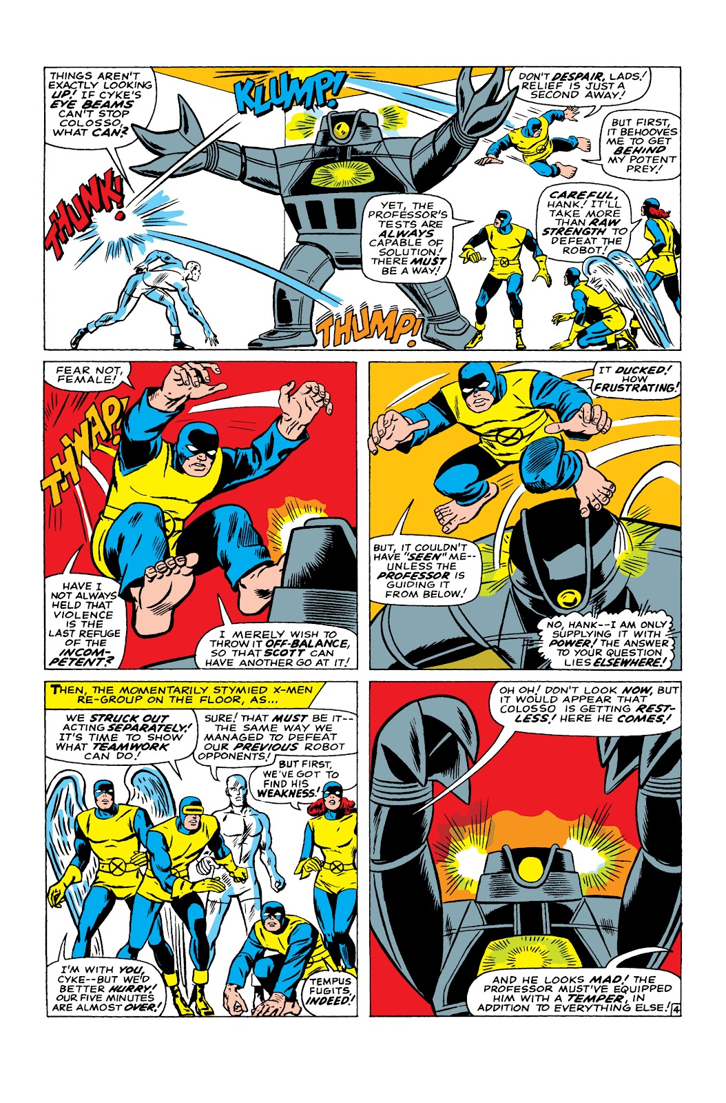 Uncanny X-Men (1963) issue 22 - Page 5
