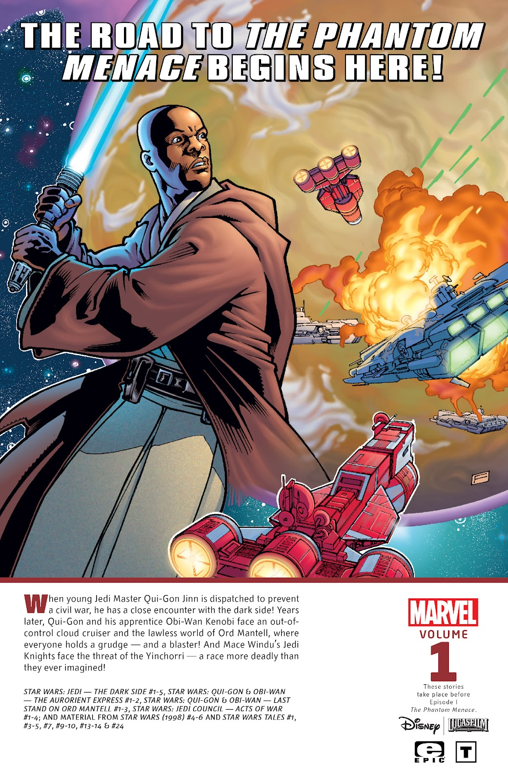 Read online Star Wars Legends: Rise of the Sith - Epic Collection comic -  Issue # TPB 1 (Part 5) - 89