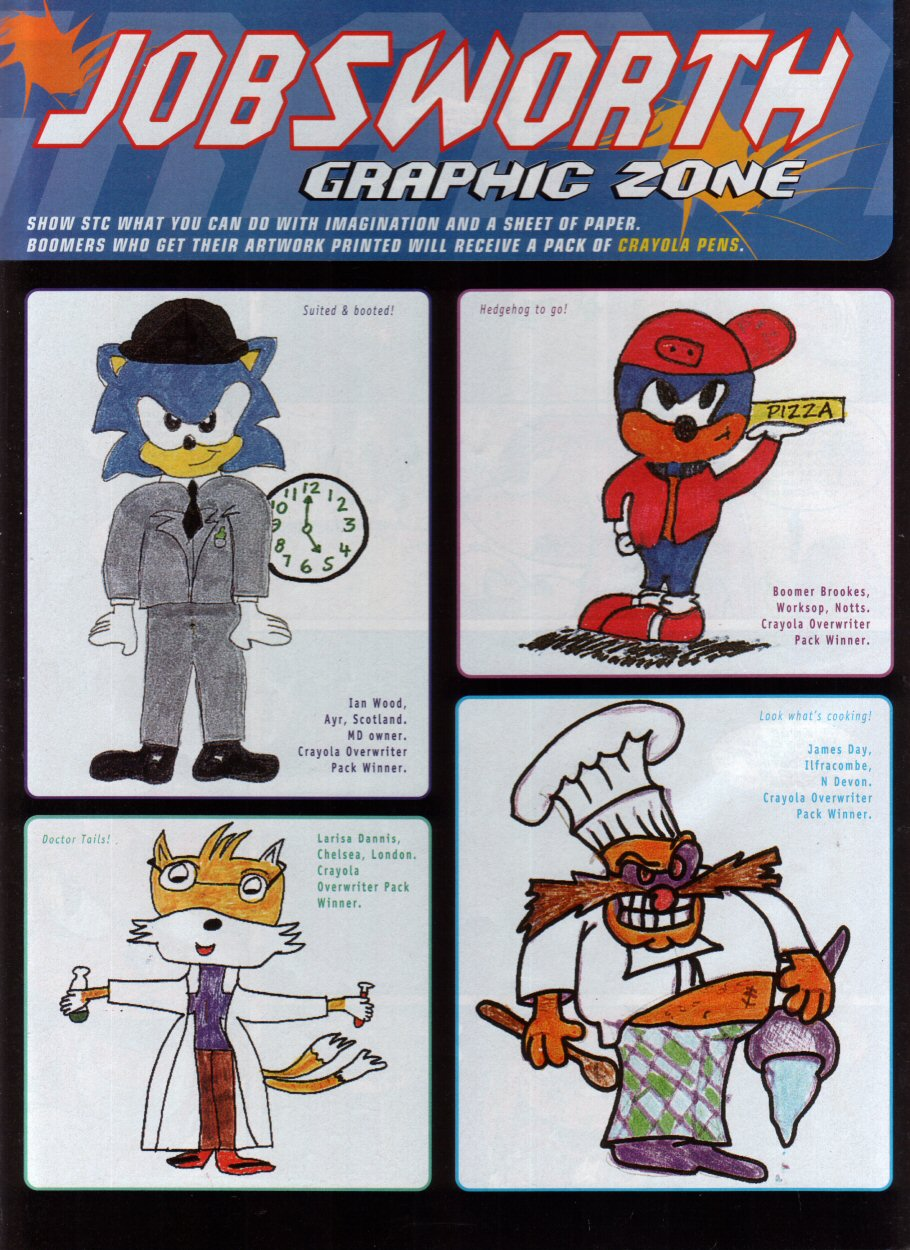 Read online Sonic the Comic comic -  Issue #68 - 23