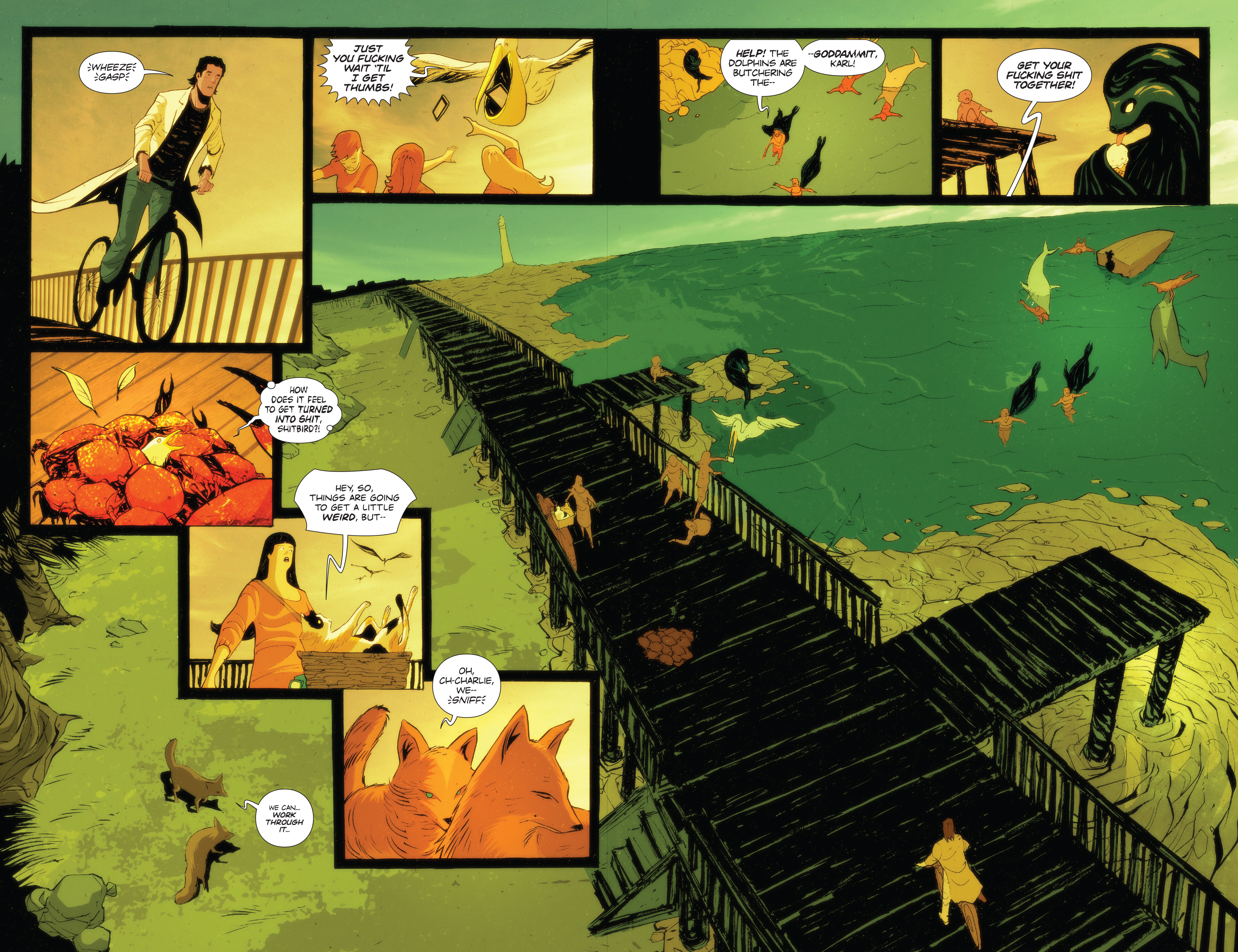 Read online Animosity: The Rise comic -  Issue #Animosity: The Rise Full - 6