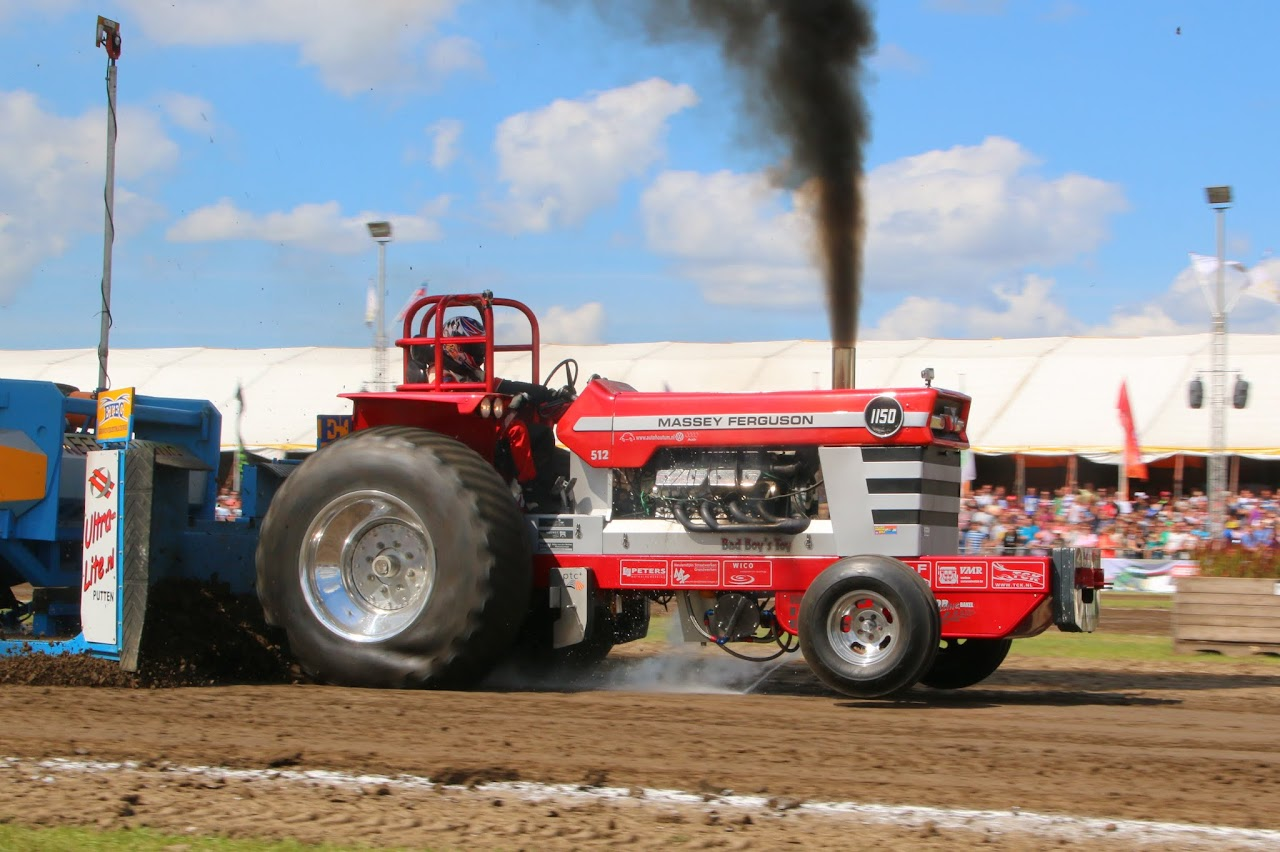 Tractor Pulling News - Pullingworld com: Bad Boy´s Toy sold !