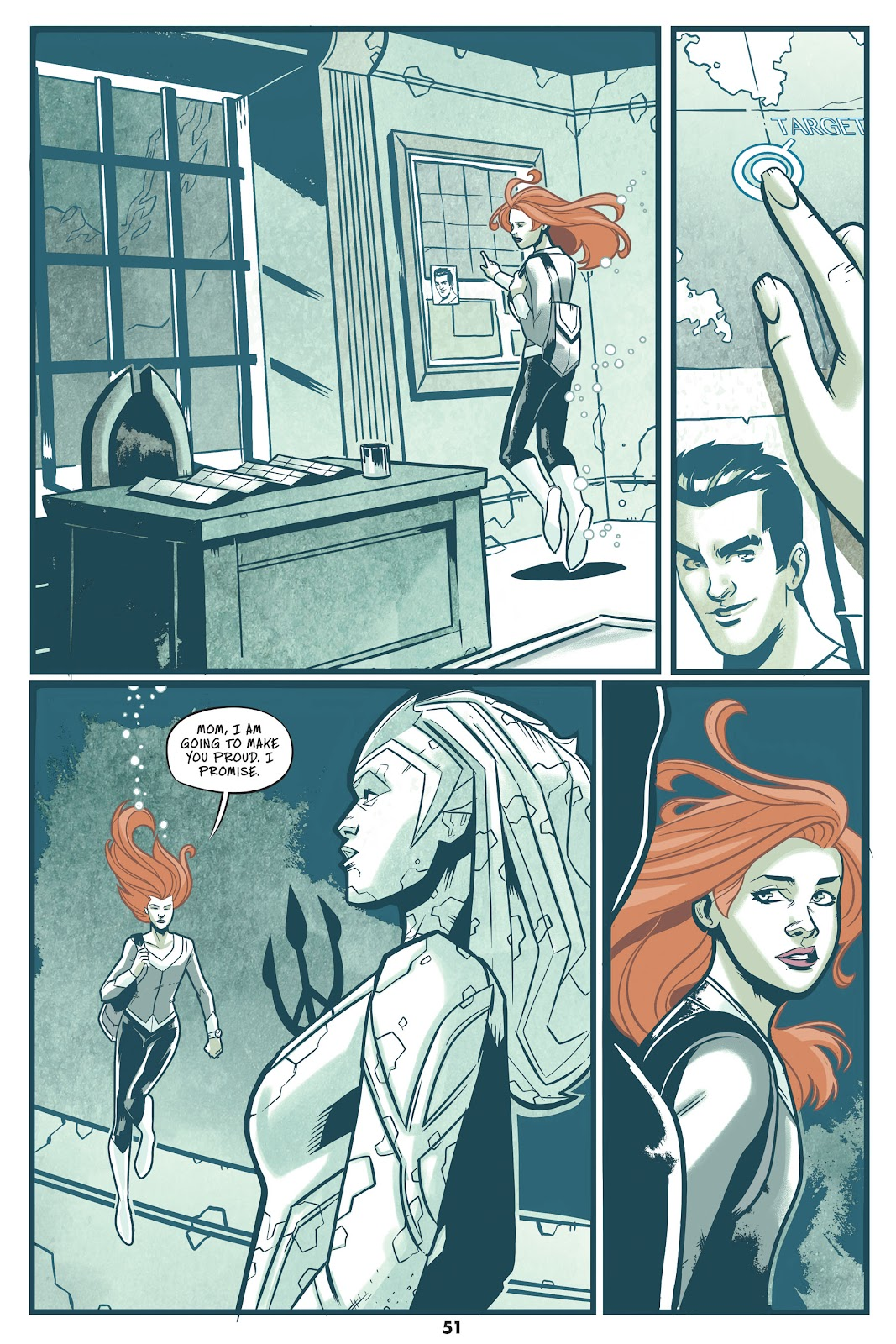 Read online Mera: Tidebreaker comic -  Issue # TPB (Part 1) - 51