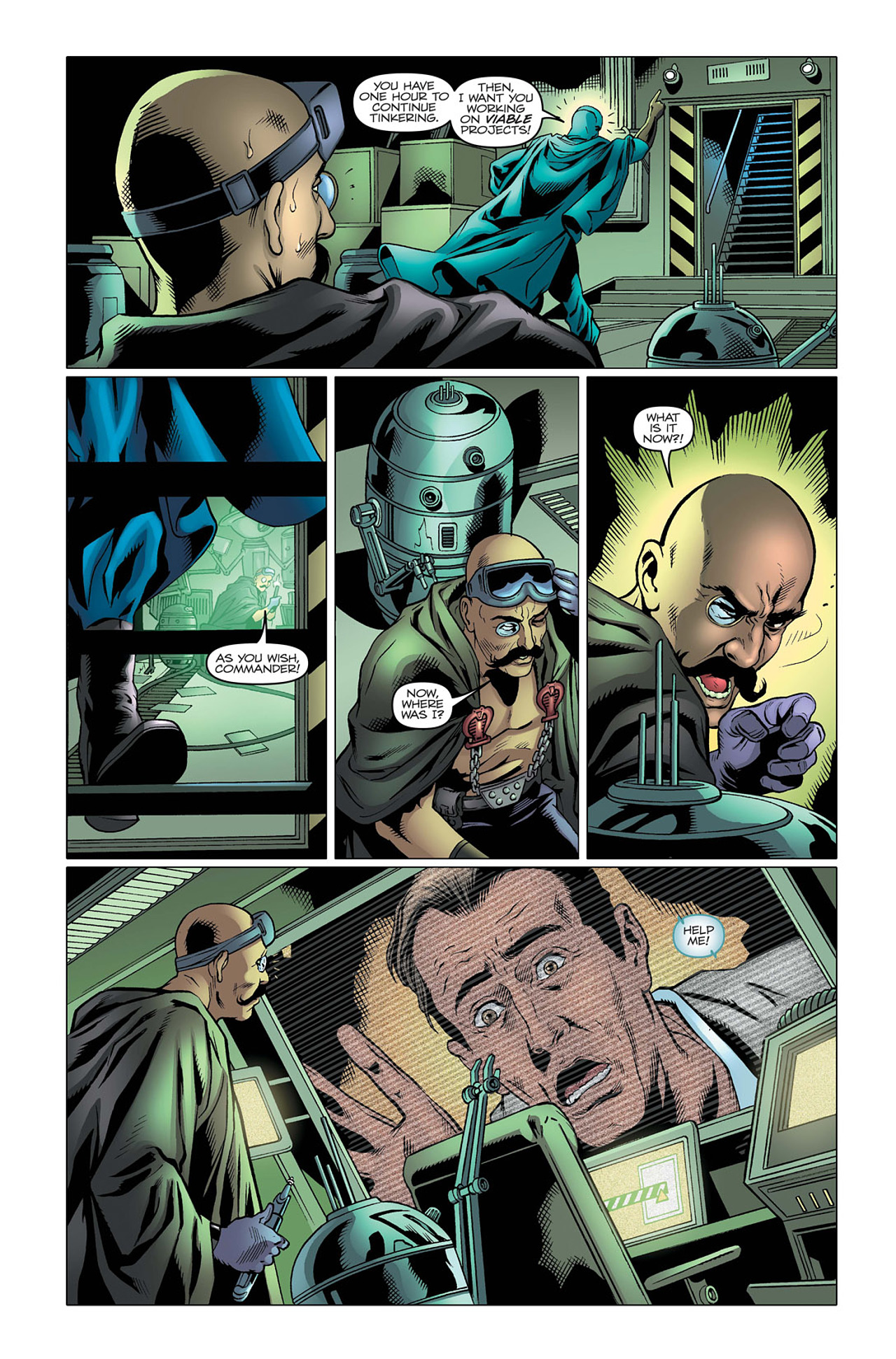 G.I. Joe: A Real American Hero 169 Page 8