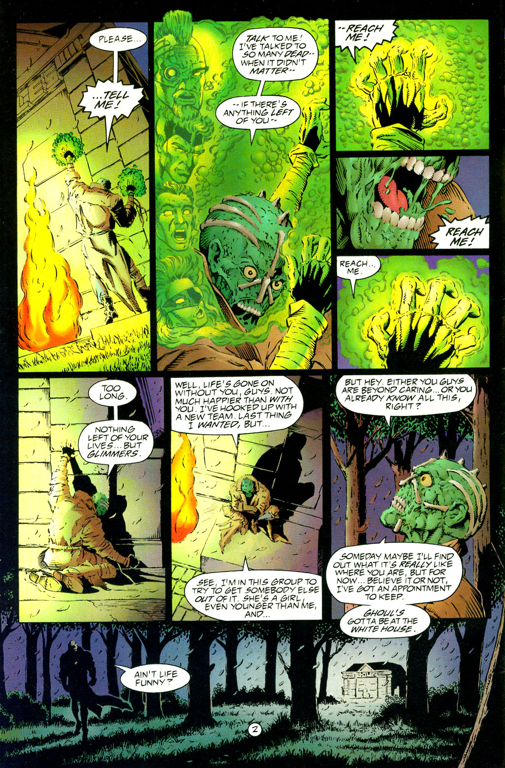 Read online UltraForce (1994) comic -  Issue #2 - 3