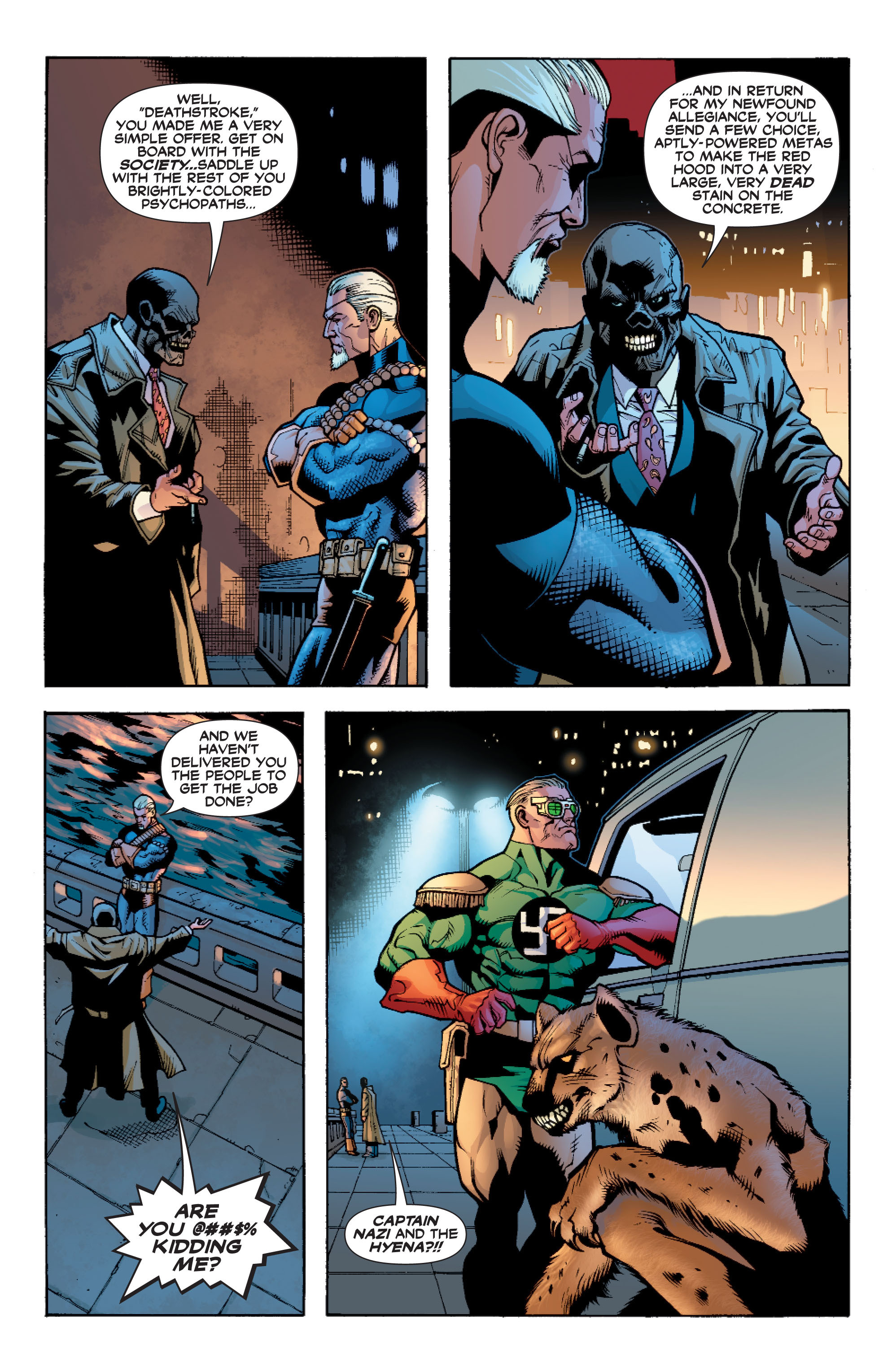 Read online Batman: Under The Red Hood comic -  Issue # Full - 226