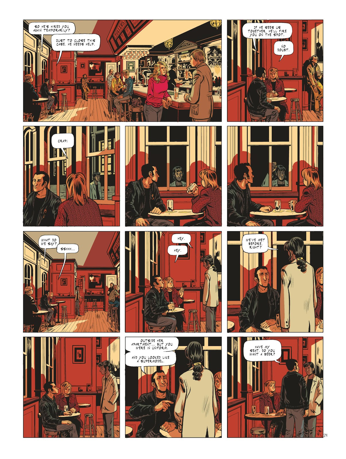 Read online Maggy Garrisson comic -  Issue #2 - 26