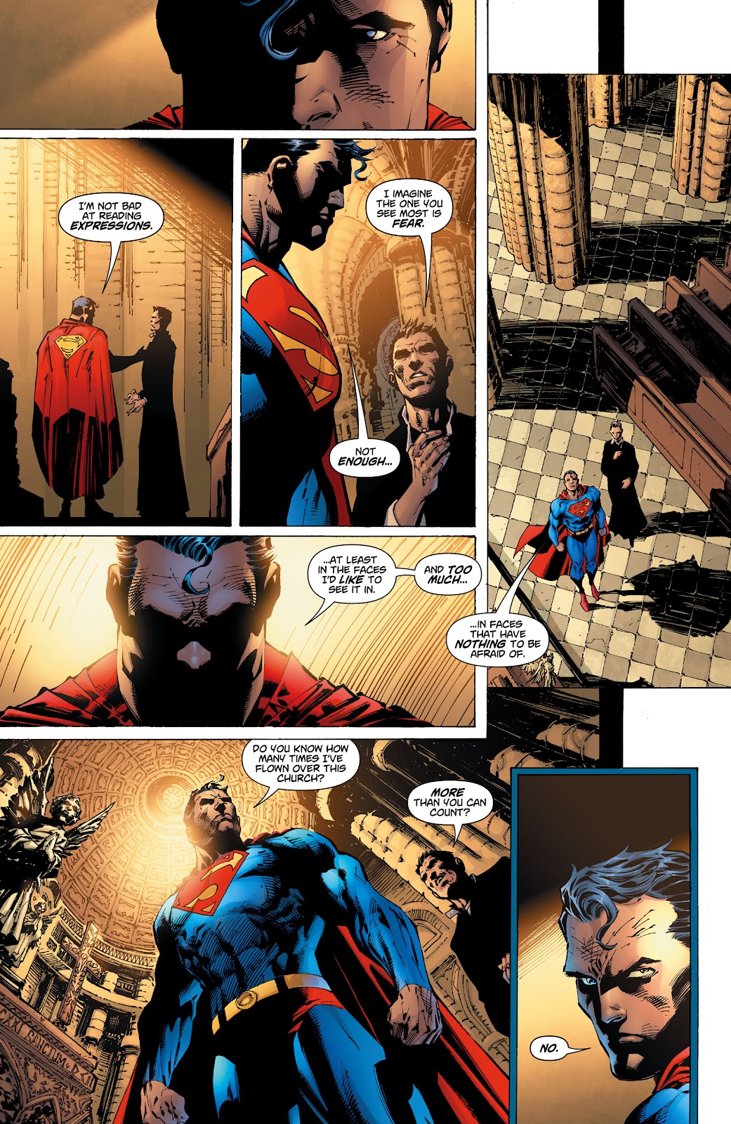Read online Superman: For Tomorrow comic -  Issue # TPB (Part 1) - 16