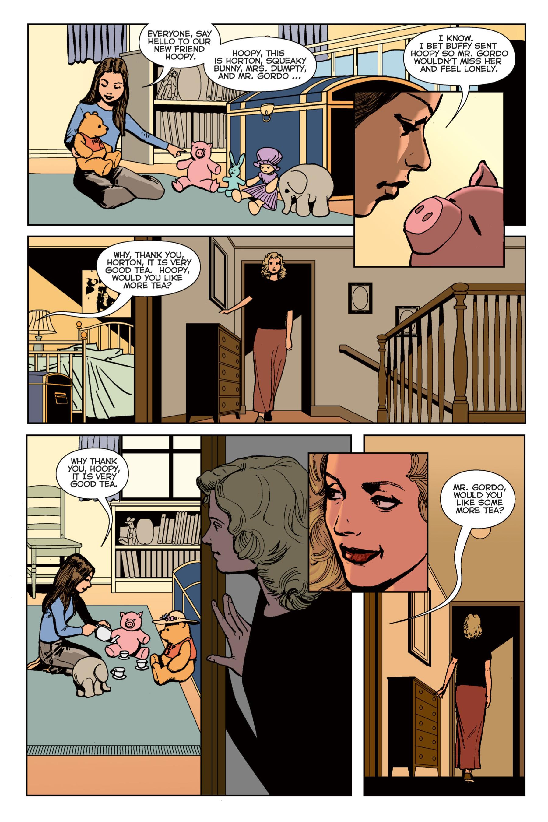 Read online Buffy the Vampire Slayer: Omnibus comic -  Issue # TPB 1 - 198