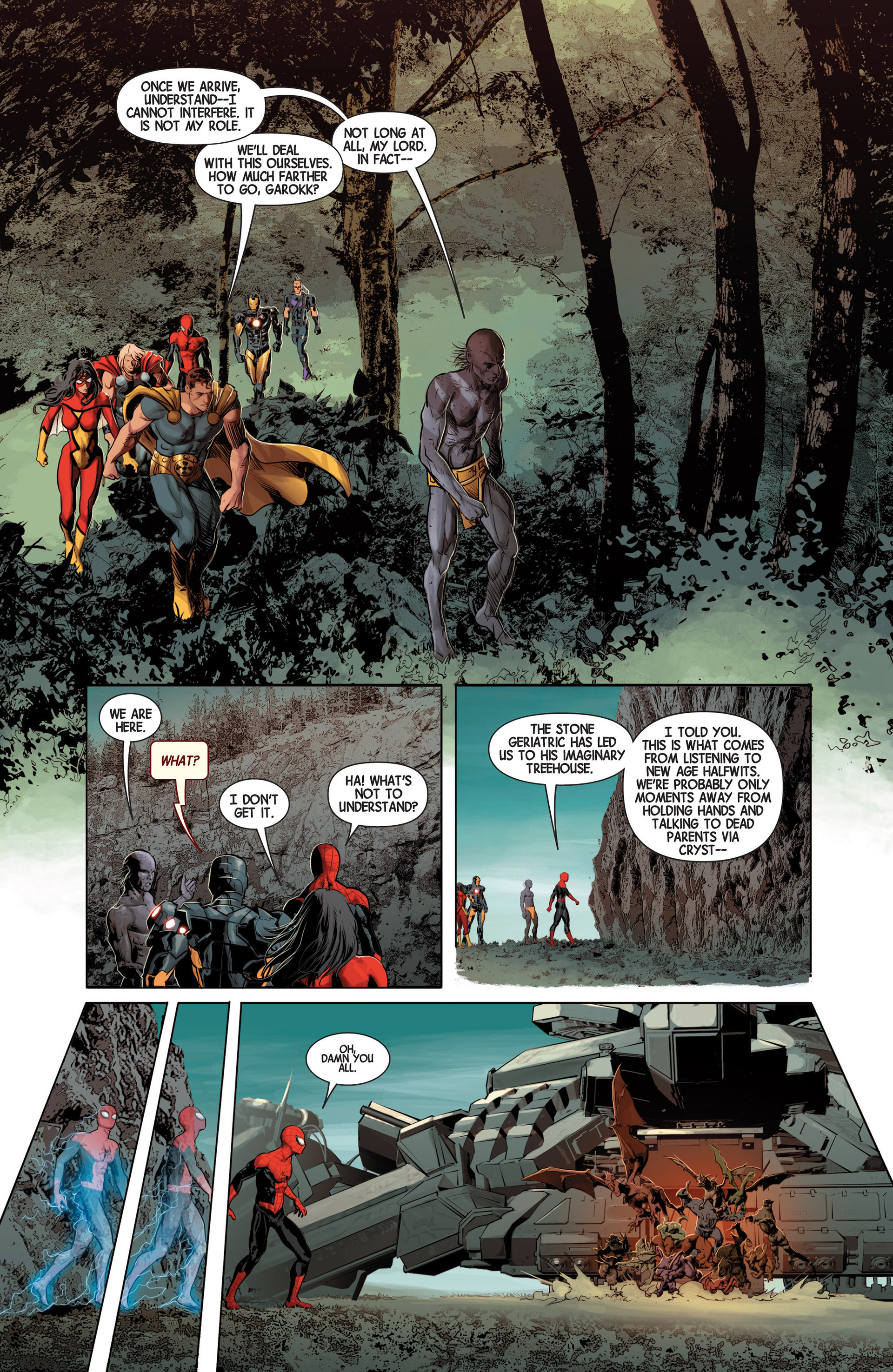 Read online Avengers (2013) comic -  Issue #13 - 11