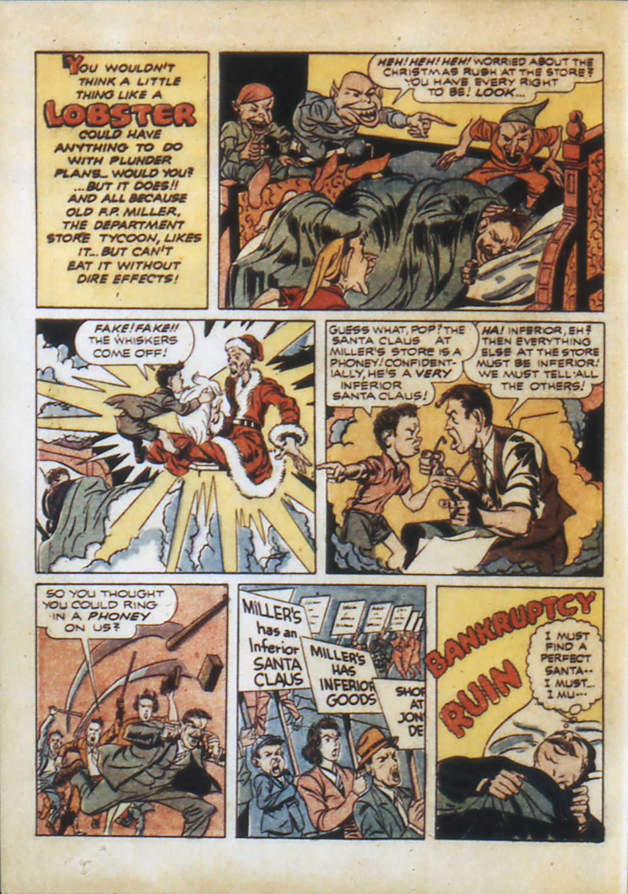 Read online Adventure Comics (1938) comic -  Issue #82 - 5