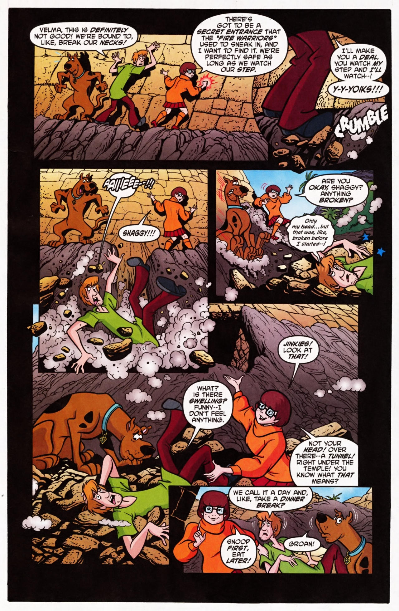 Read online Scooby-Doo (1997) comic -  Issue #133 - 6