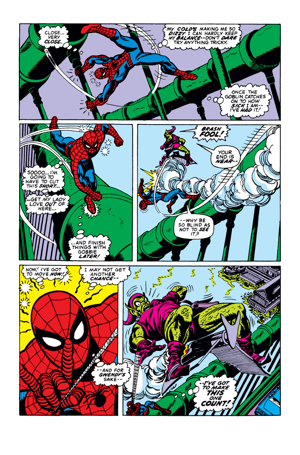 The Amazing Spider-Man (1963) 121 Page 15