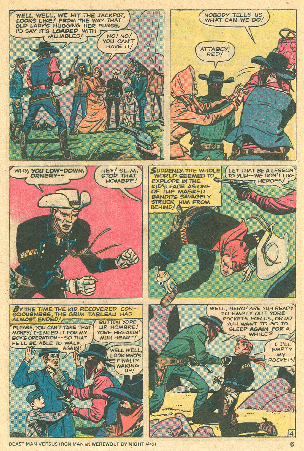 The Rawhide Kid (1955) issue 137 - Page 8