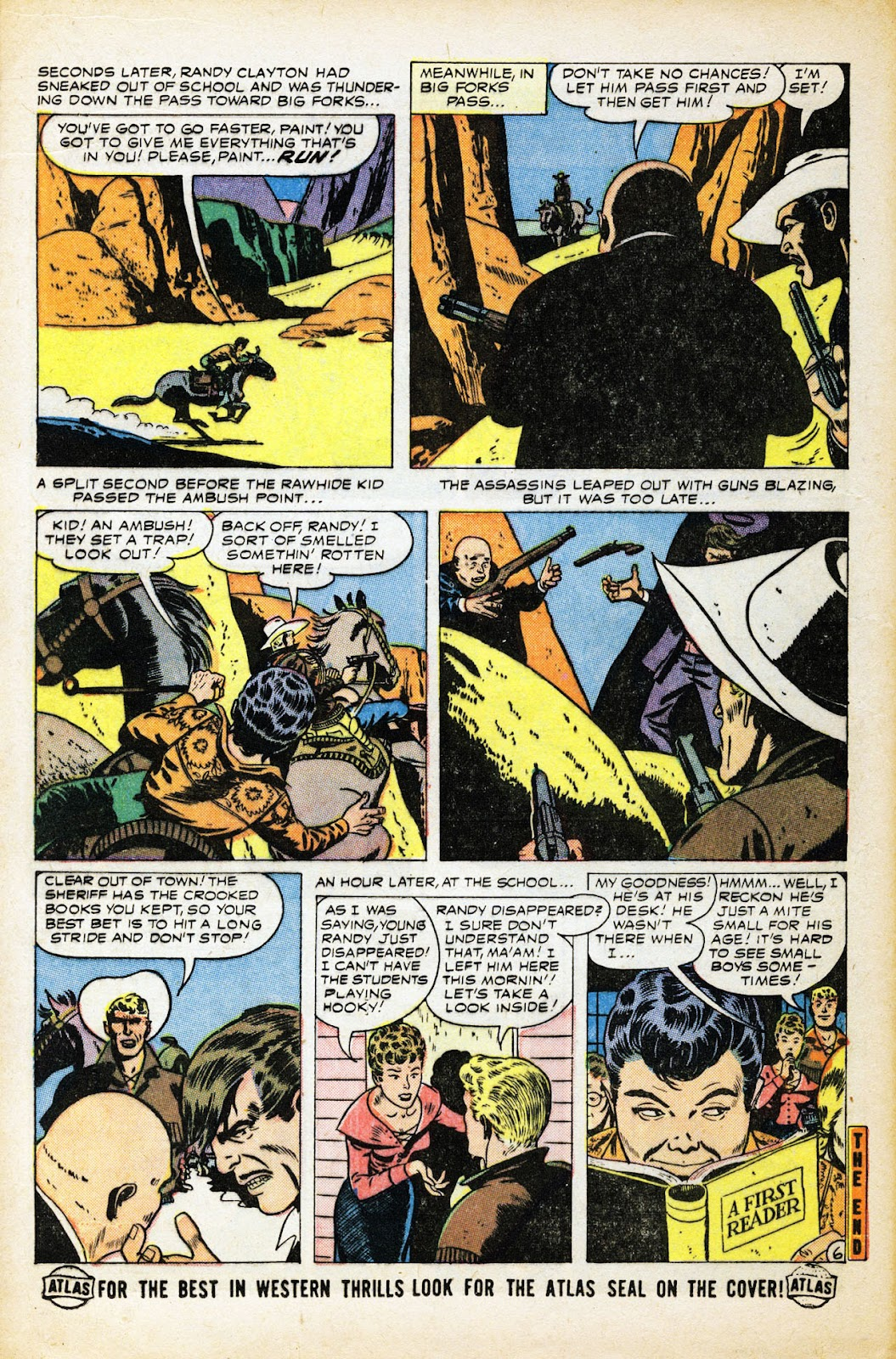 The Rawhide Kid (1955) issue 2 - Page 16