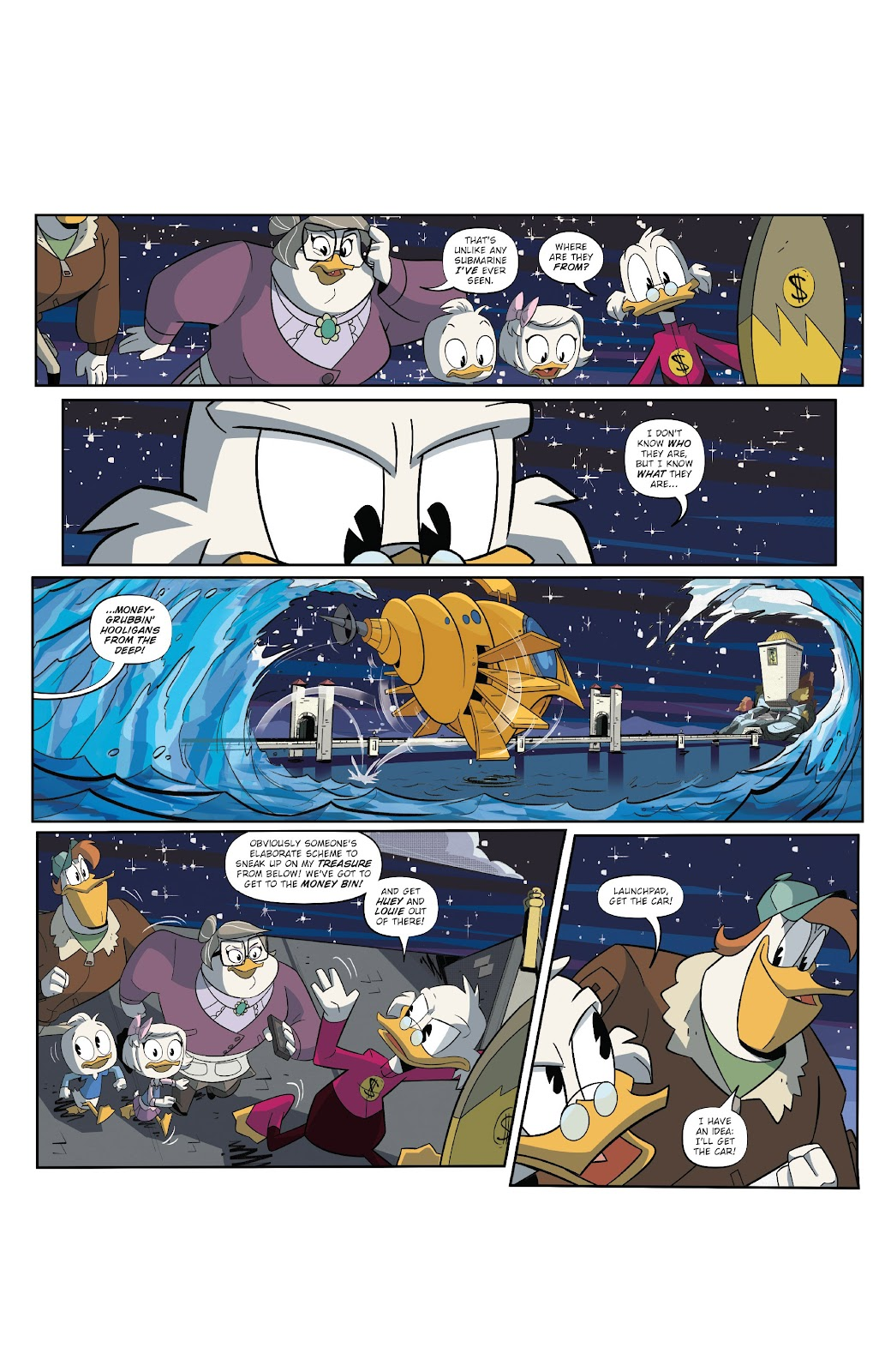 Read online Ducktales (2017) comic -  Issue #18 - 13