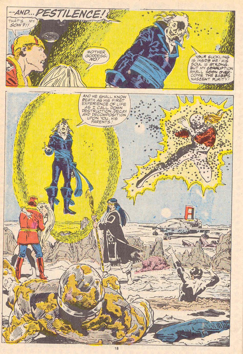 Read online Alpha Flight (1983) comic -  Issue #37 - 19