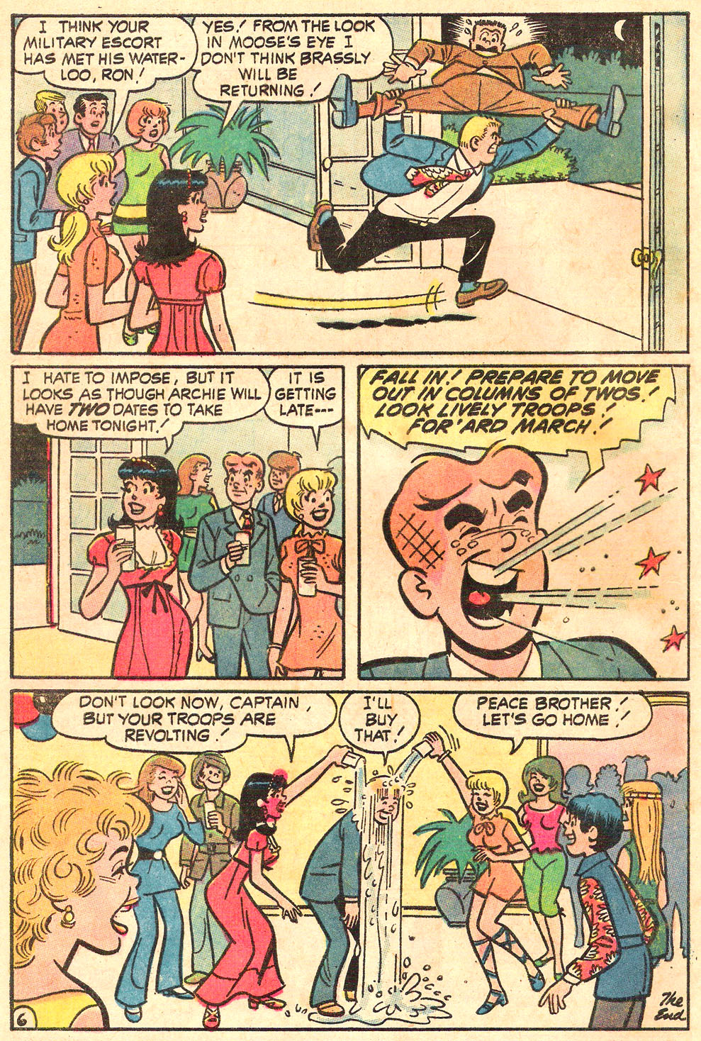 Read online Archie's Girls Betty and Veronica comic -  Issue #188 - 8