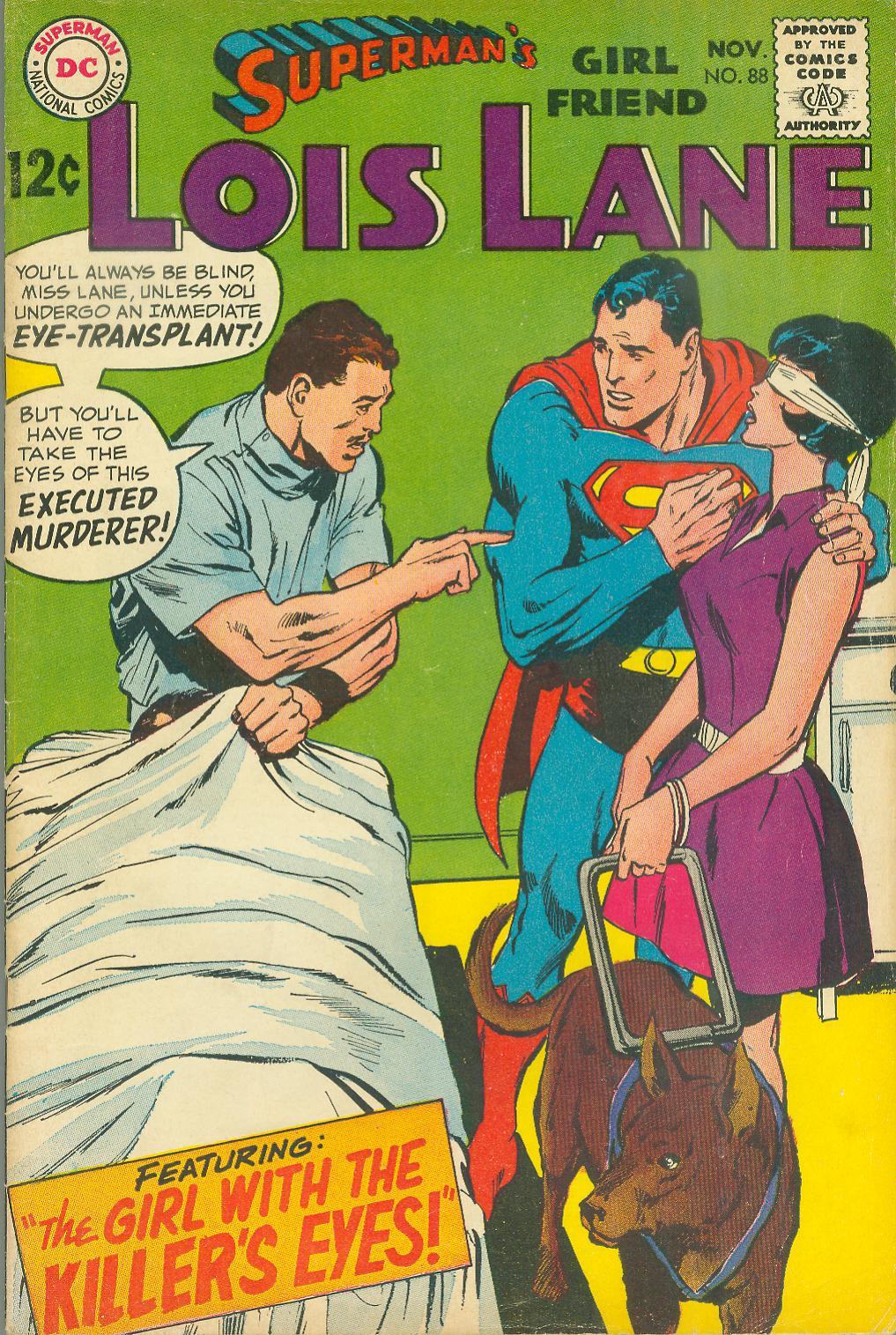Supermans Girl Friend, Lois Lane 88 Page 1