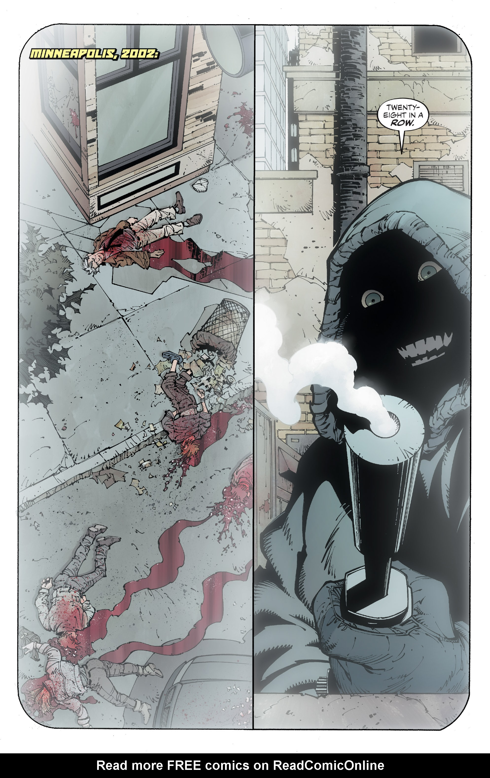 Read online Reborn comic -  Issue #6 - 4
