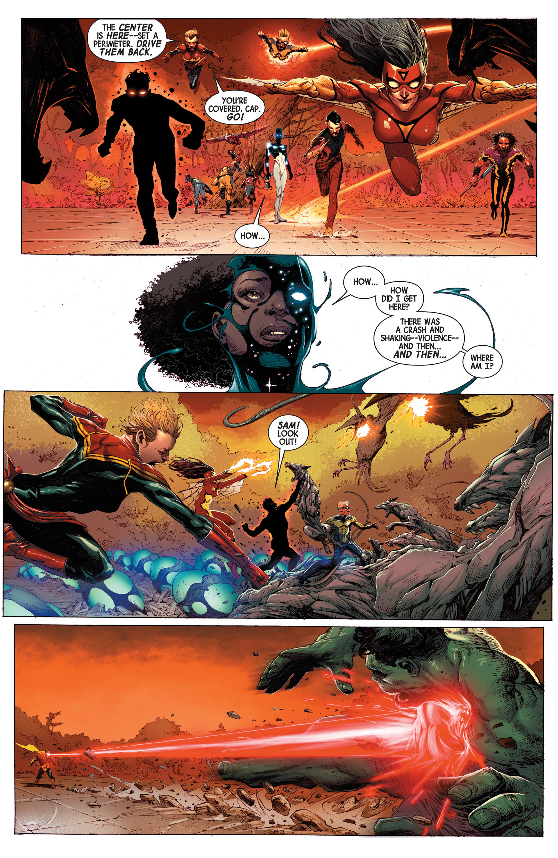 Read online Avengers (2013) comic -  Issue #3 - 14