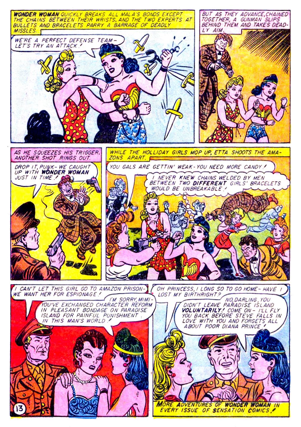 Read online Sensation (Mystery) Comics comic -  Issue #29 - 15