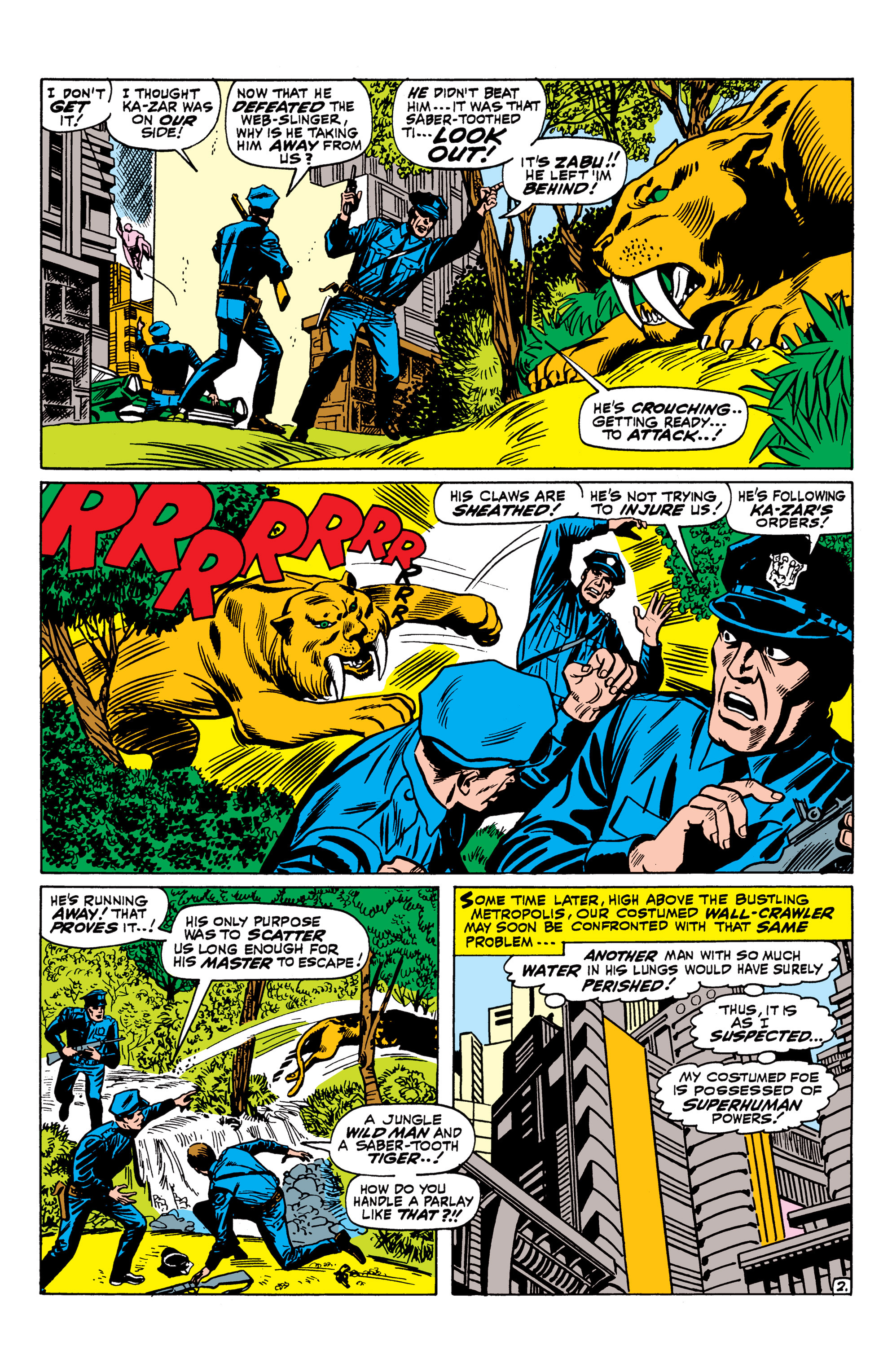 The Amazing Spider-Man (1963) 58 Page 2