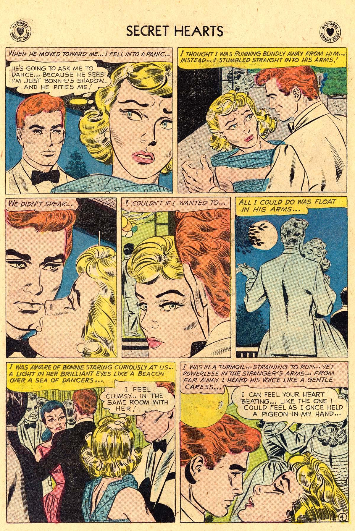 Read online Secret Hearts comic -  Issue #60 - 30