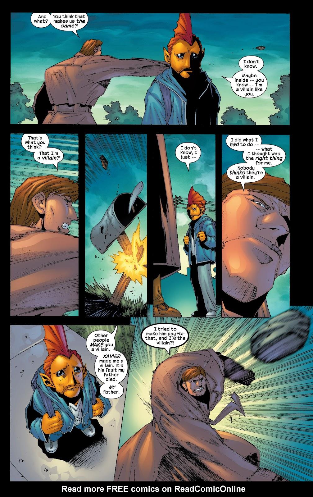 Uncanny X-Men (1963) issue 416 - Page 15
