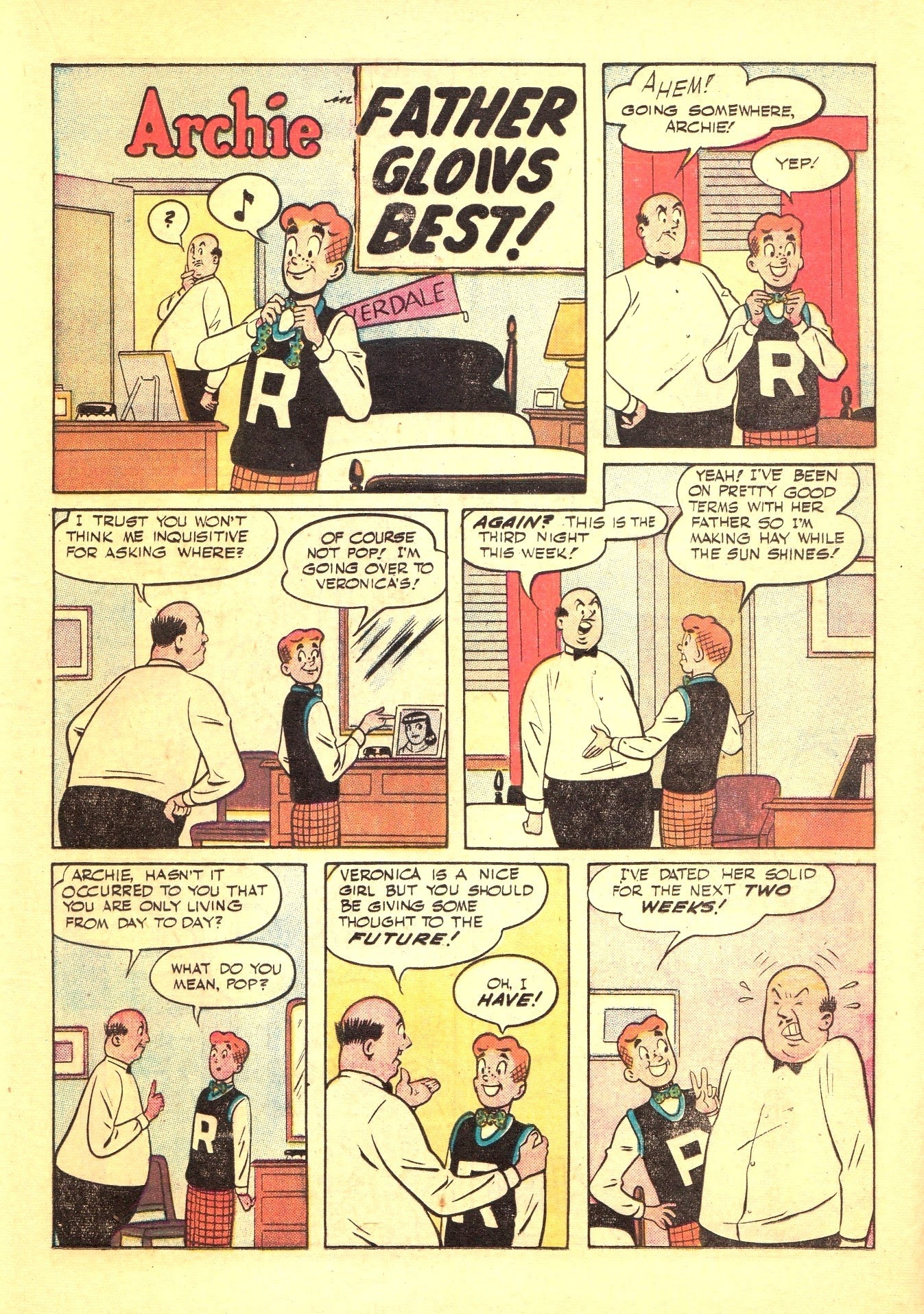Archie Comics issue 087 - Page 13