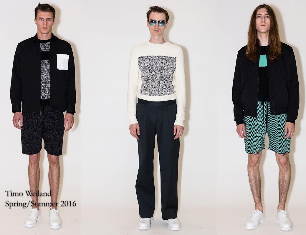 Timo Weiland Spring/Summer 2016 Menswear Presentation