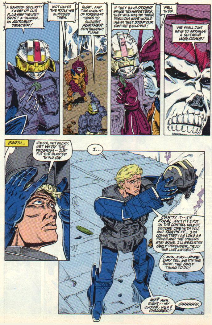 The Transformers (UK) 330 Page 3