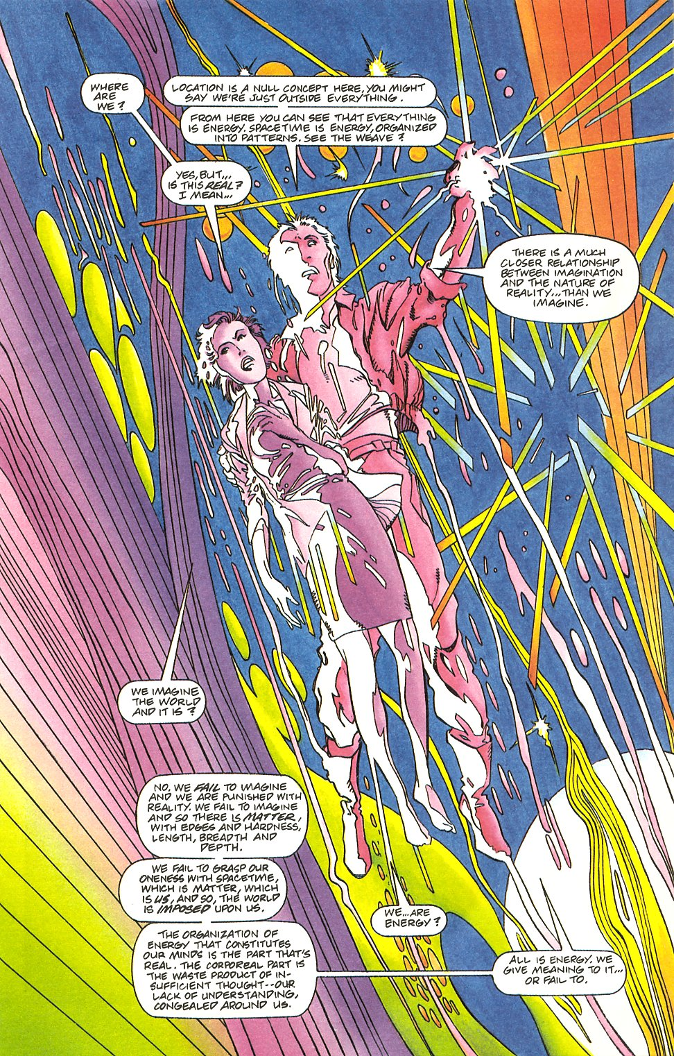 Read online Solar, Man of the Atom comic -  Issue #9 - 19