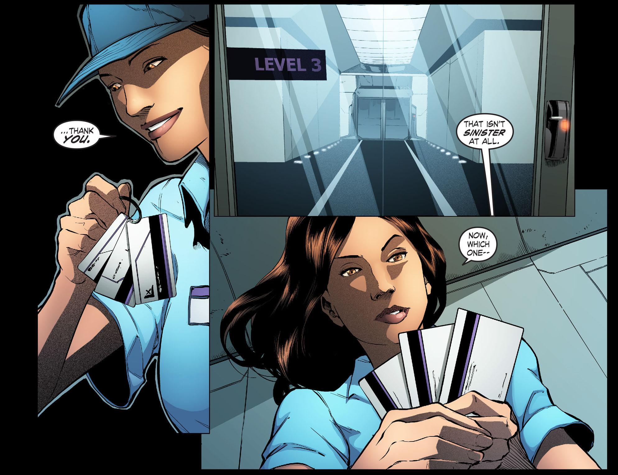 Read online Smallville: Season 11 comic -  Issue #30 - 12