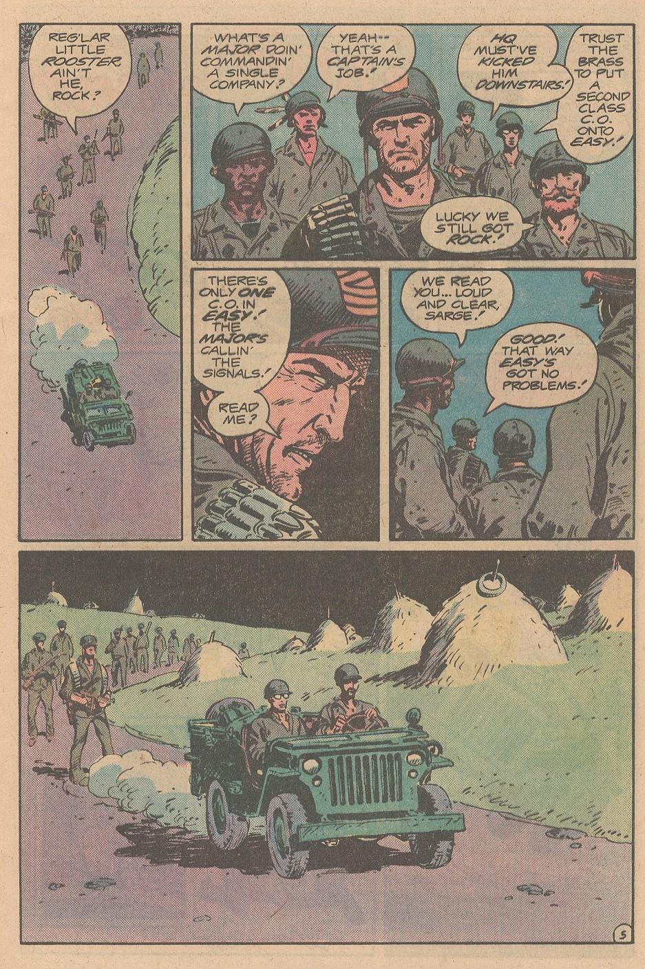 Read online Sgt. Rock comic -  Issue #353 - 6