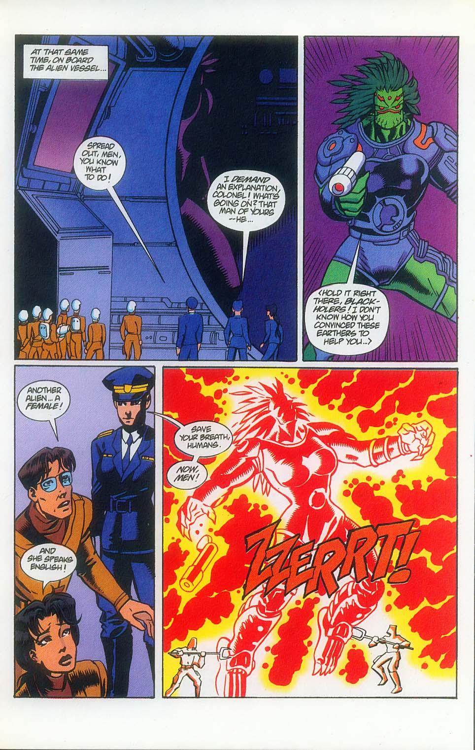Godzilla (1995) Issue #7 #8 - English 26