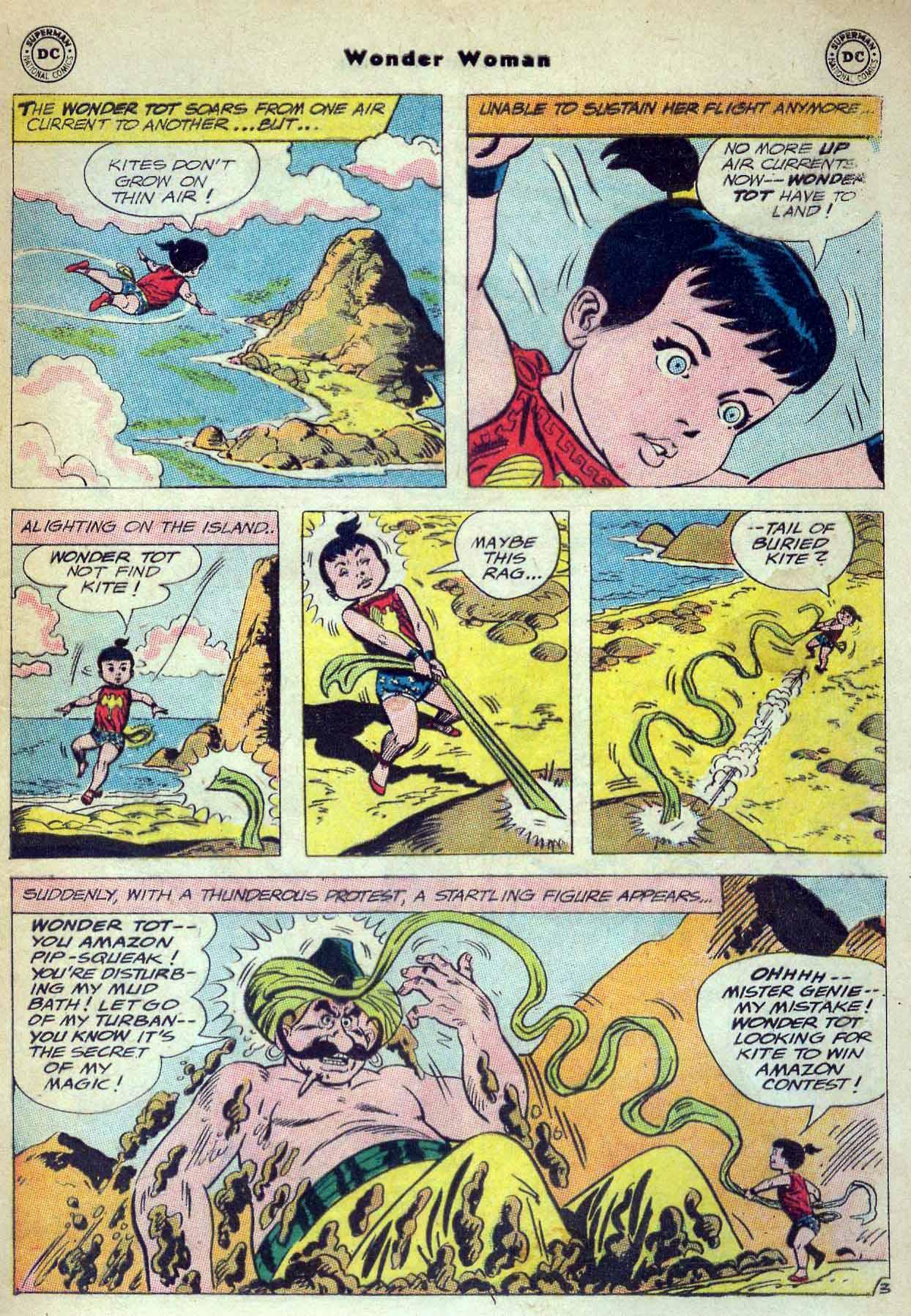 Read online Wonder Woman (1942) comic -  Issue #138 - 5