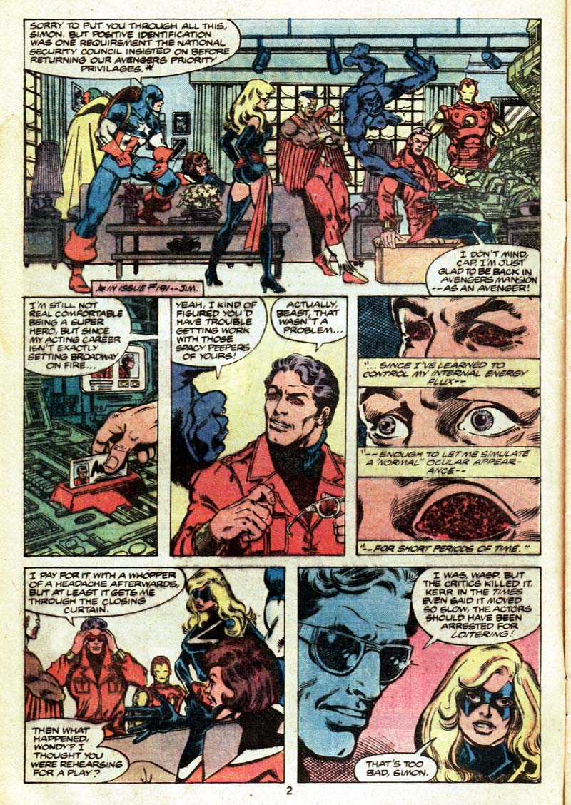 The Avengers (1963) 194 Page 2