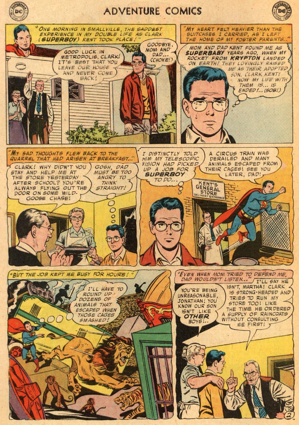 Read online Adventure Comics (1938) comic -  Issue #249 - 4
