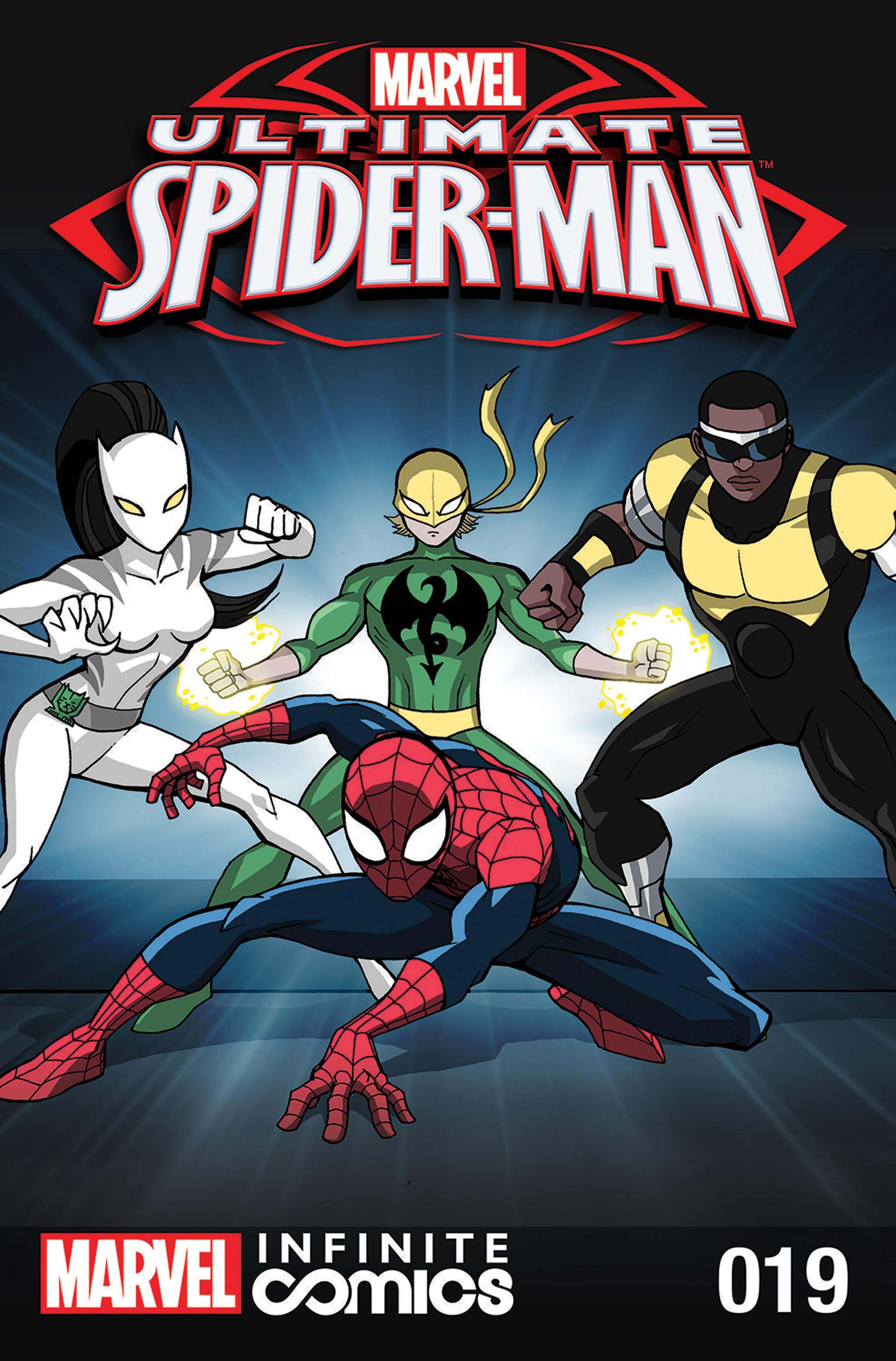 Read online Ultimate Spider-Man (Infinite Comics) (2015) comic -  Issue #19 - 1