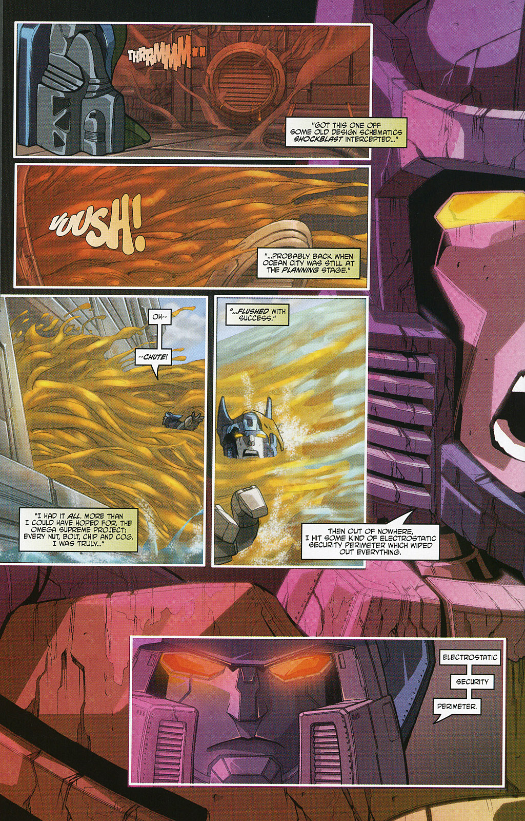 Read online Transformers 20th Anniversary Summer Special comic -  Issue # Full - 17
