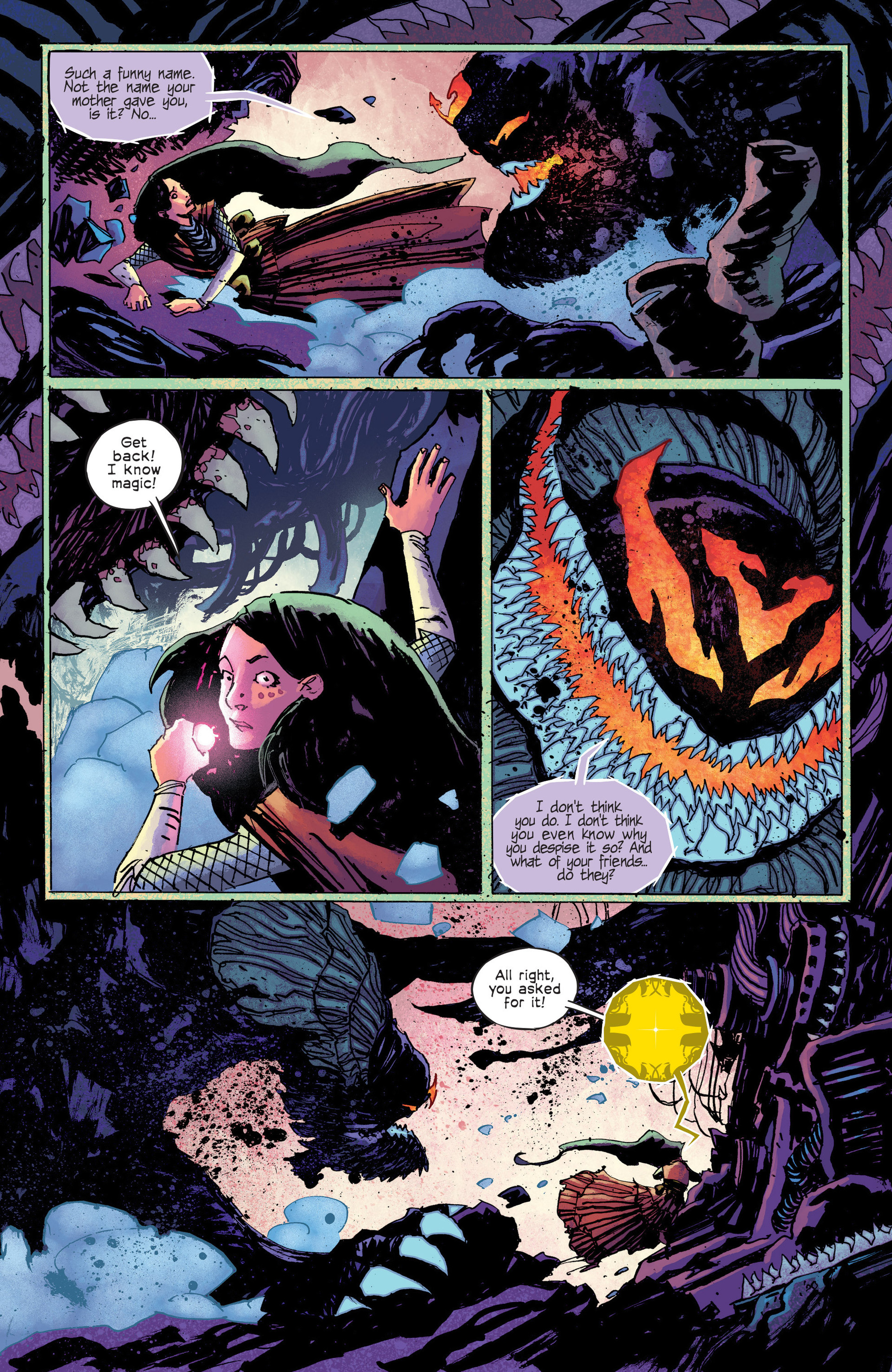 Read online Umbral comic -  Issue #6 - 20